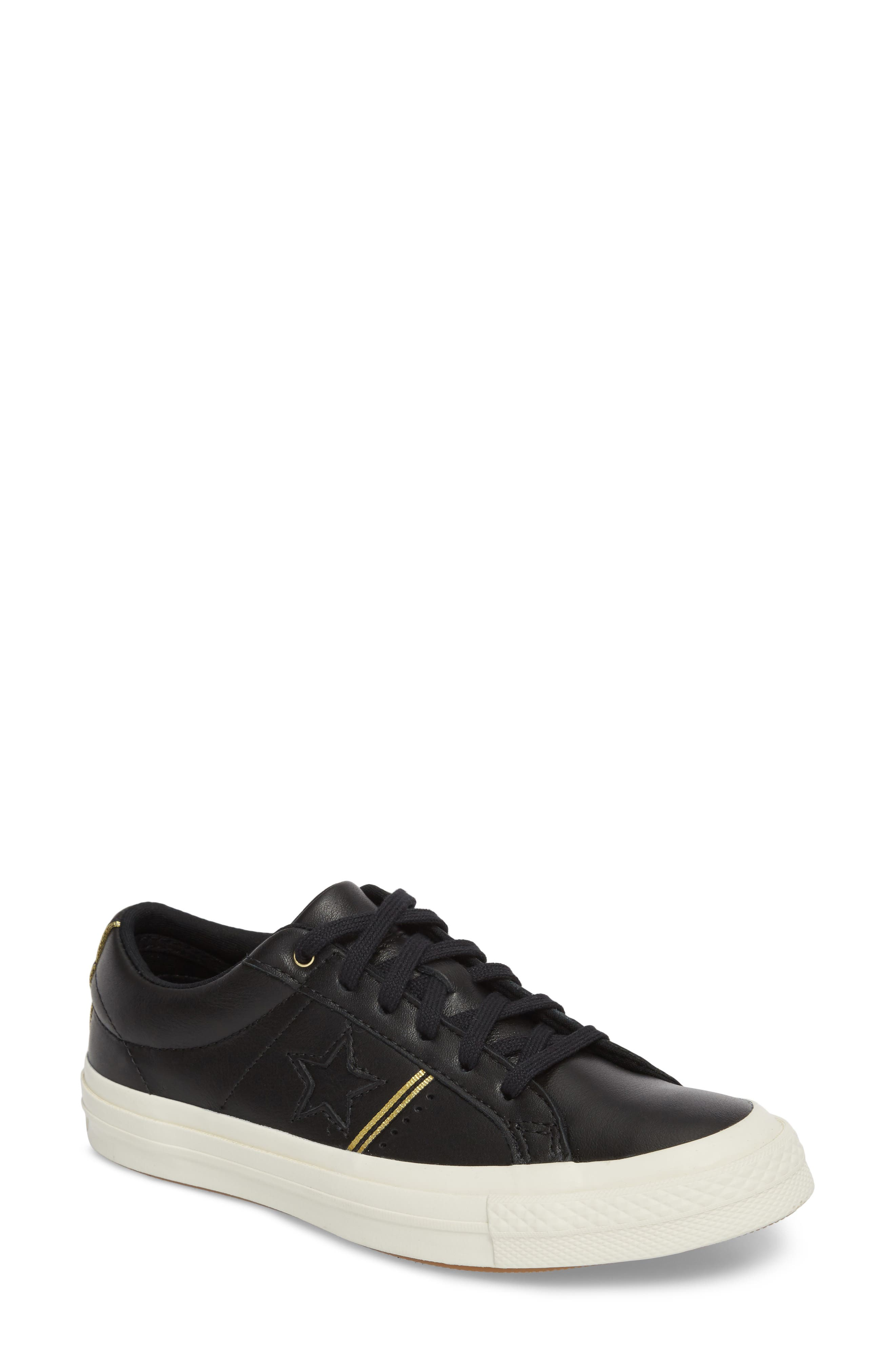 One Star Piping Sneaker,                             Main thumbnail 1, color,