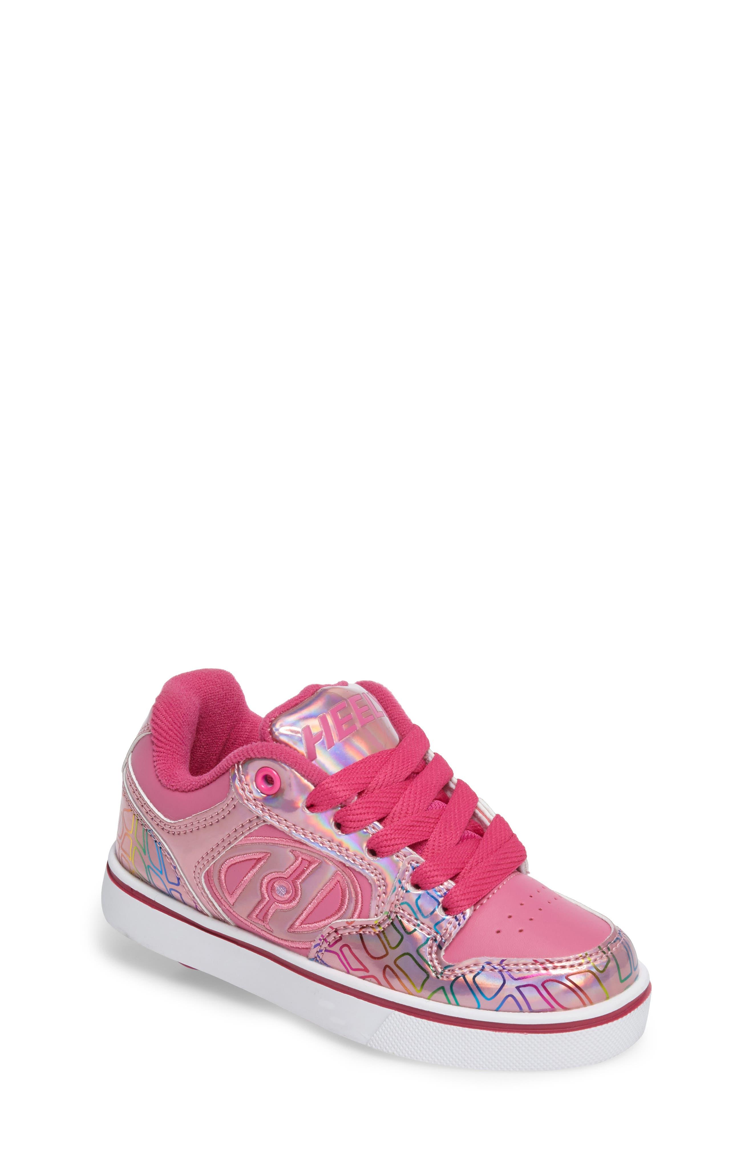 Motion Plus Skate Sneaker,                         Main,                         color, PINK/ LIGHT PINK