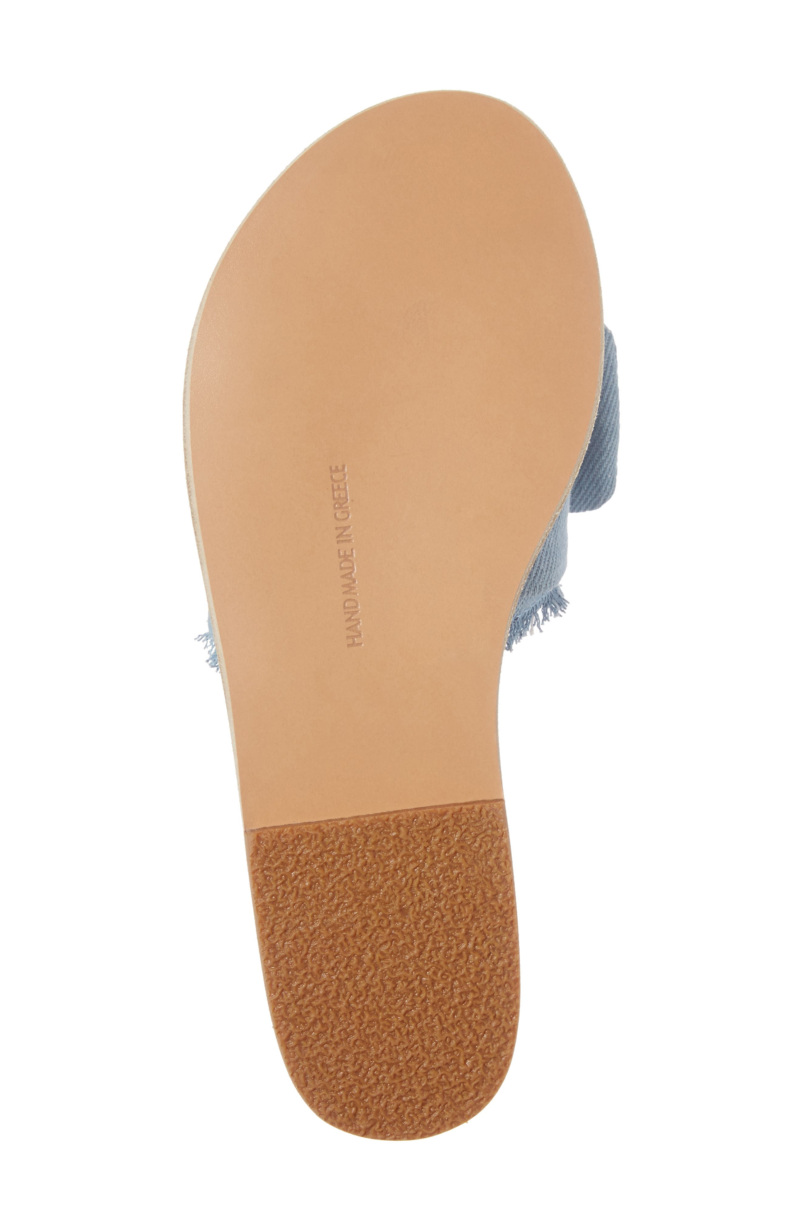 Taygete Bow Slide Sandal,                             Alternate thumbnail 22, color,