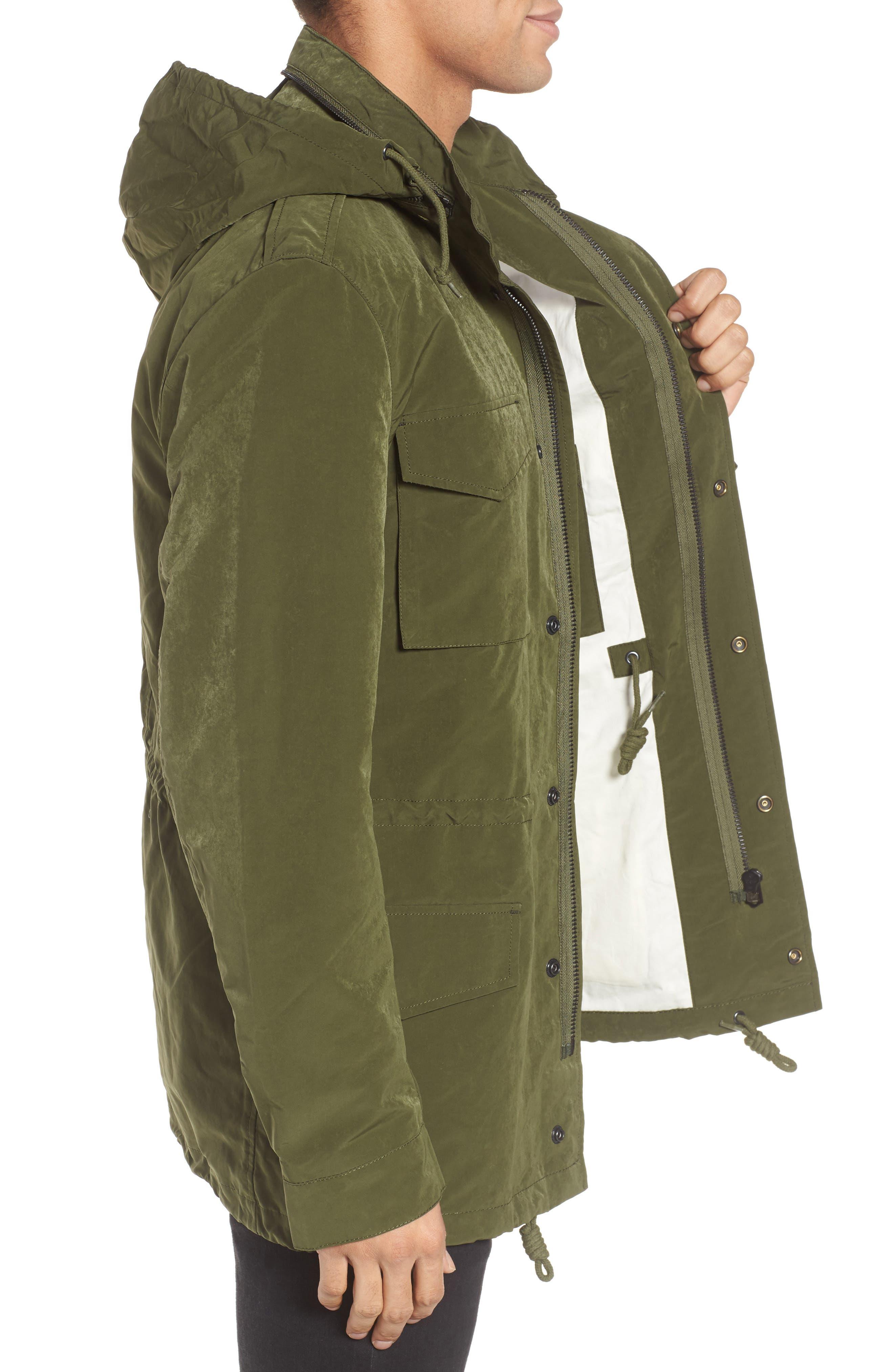 Wax Sanded Jacket,                             Alternate thumbnail 3, color,