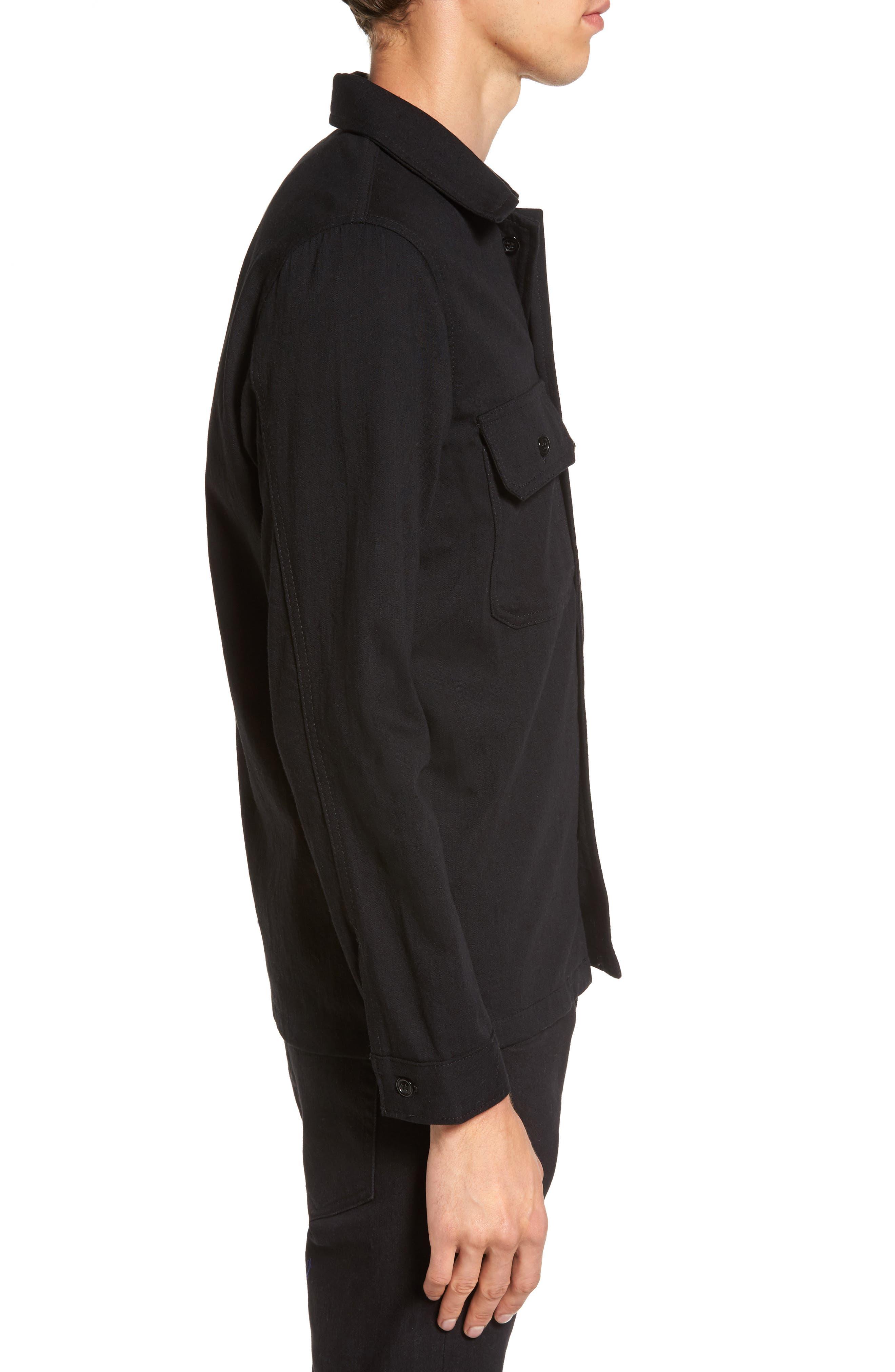 Long Sleeve Shirt,                             Alternate thumbnail 3, color,
