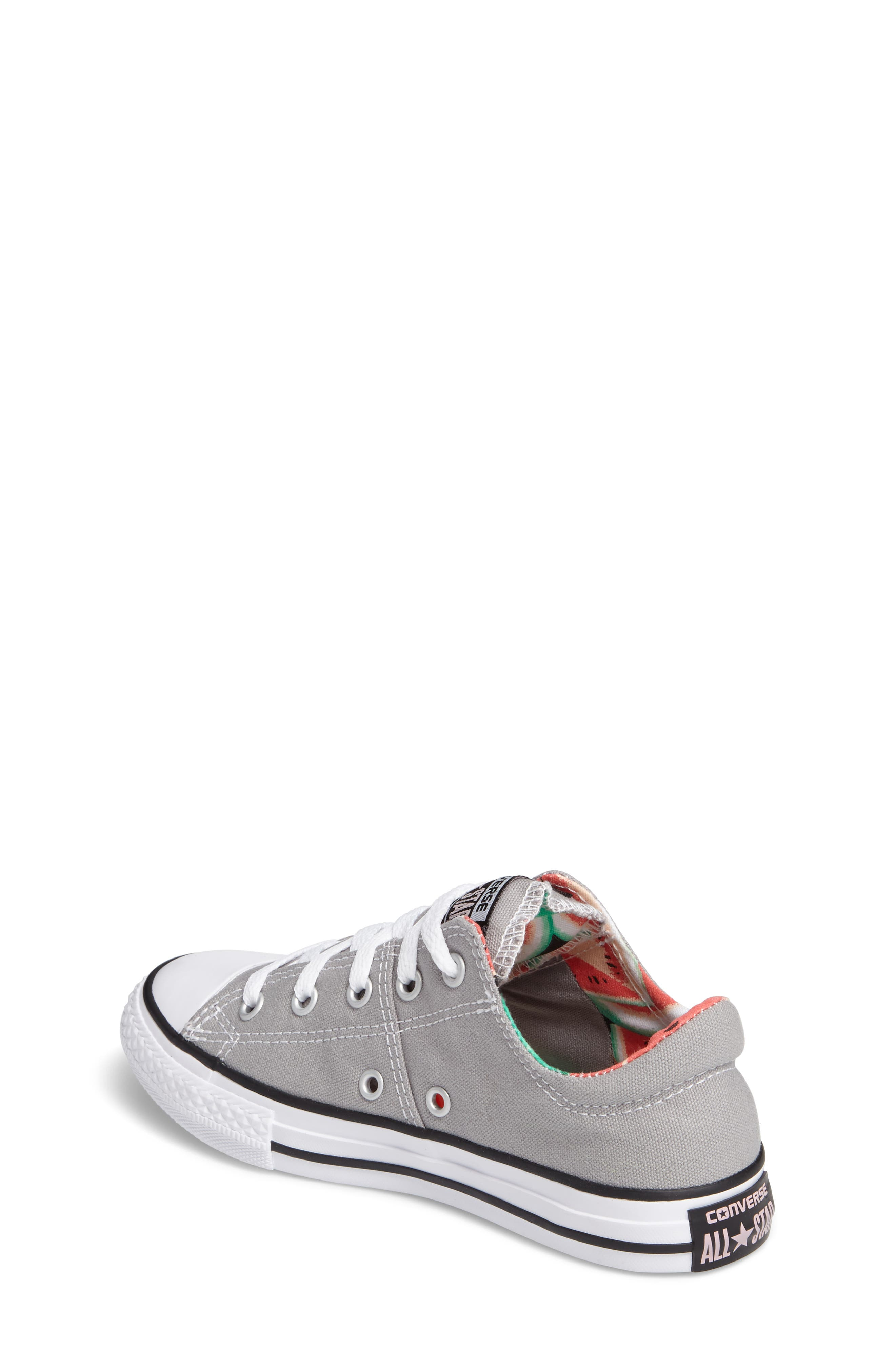 Chuck Taylor<sup>®</sup> All Star<sup>®</sup> Madison Low Top Sneaker,                             Alternate thumbnail 10, color,