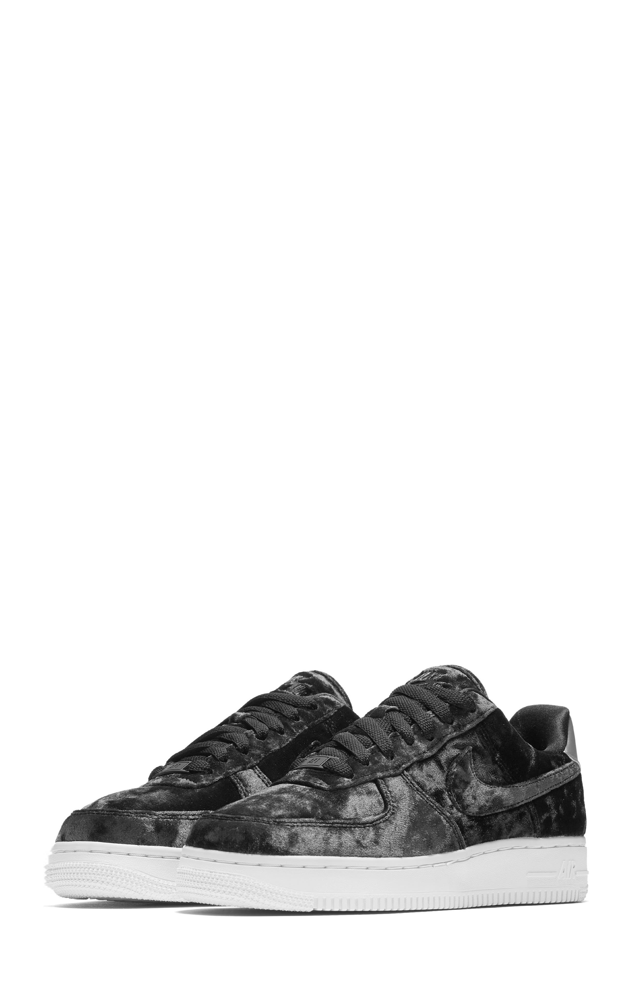 Air Force 1 '07 Premium Sneaker,                             Alternate thumbnail 4, color,                             003