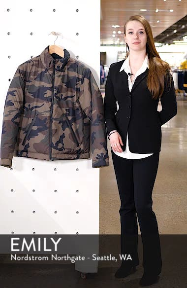 Buckhorn Slim Reversible Jacket, sales video thumbnail
