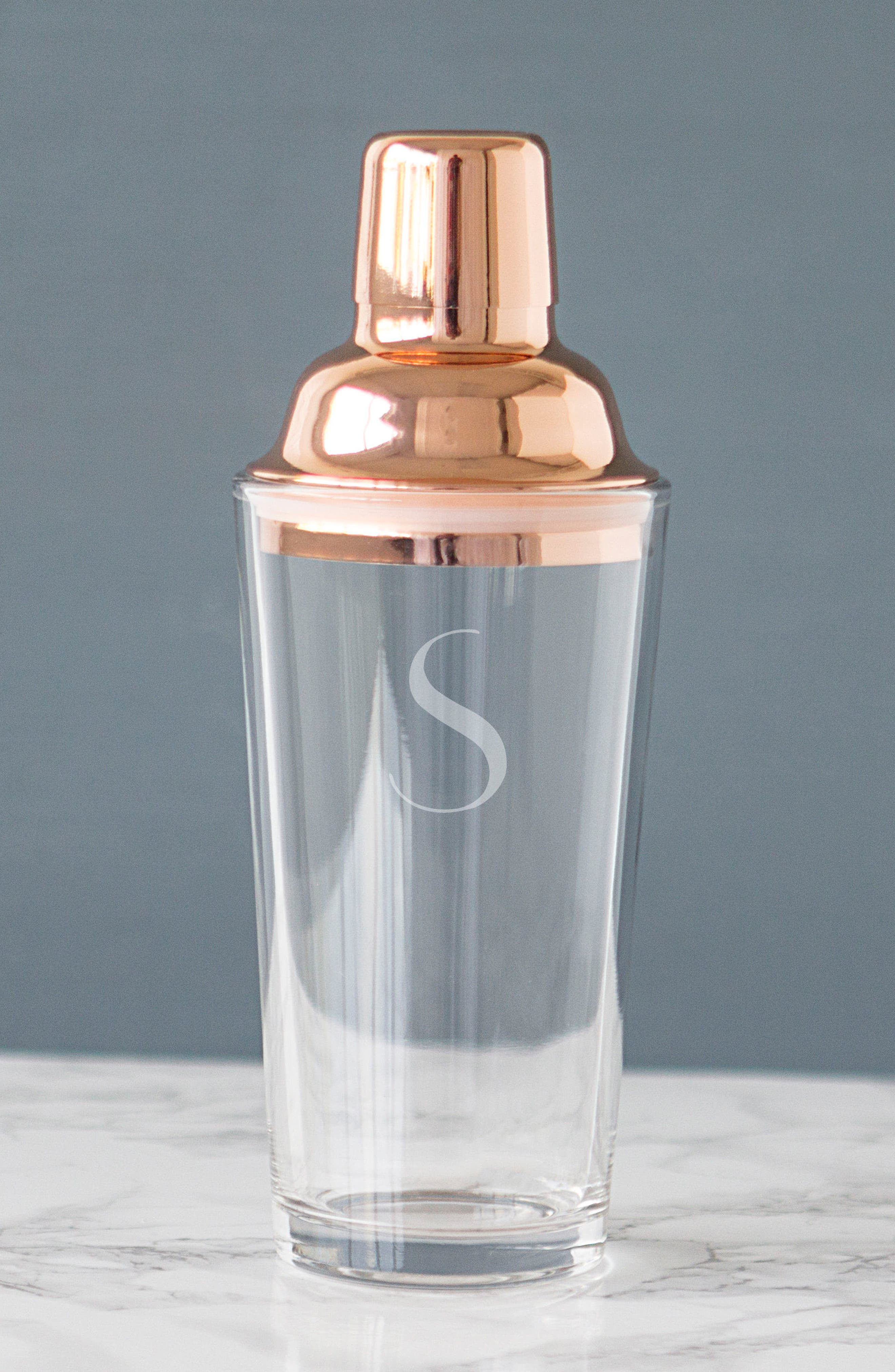 Monogram Coppertone Cocktail Shaker,                             Alternate thumbnail 31, color,
