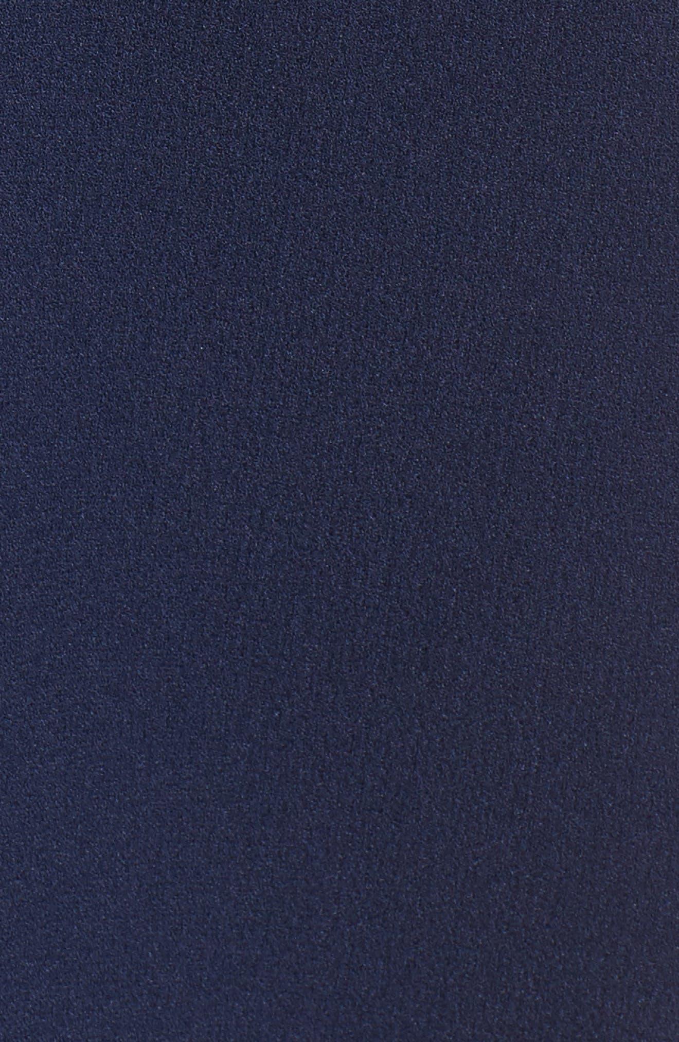 Hailey Crepe Dress,                             Alternate thumbnail 127, color,