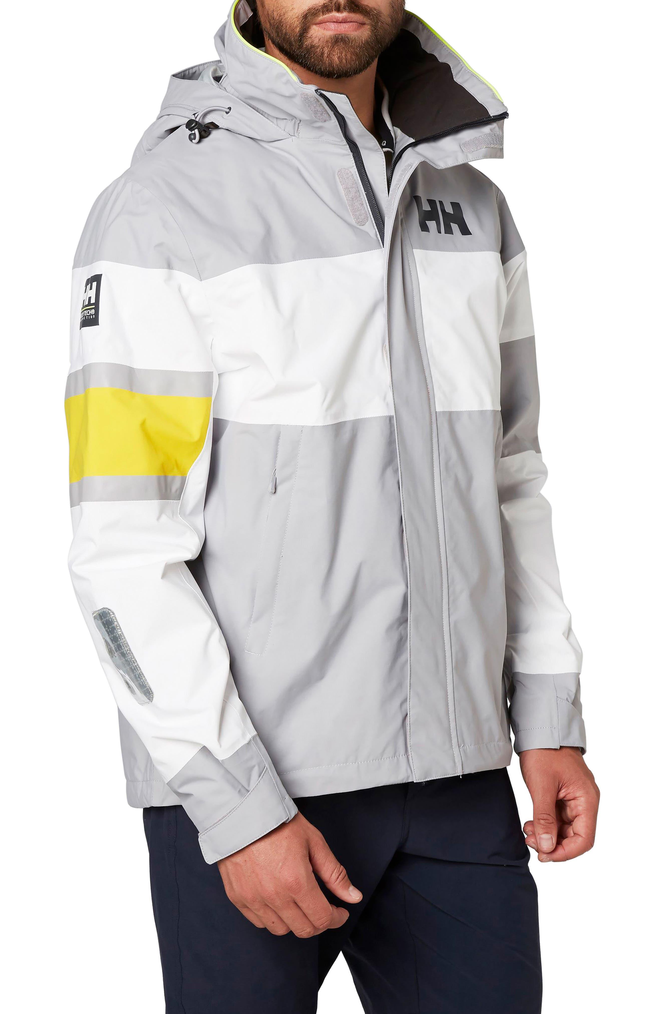 Salt Light Hooded Jacket,                             Main thumbnail 1, color,                             023