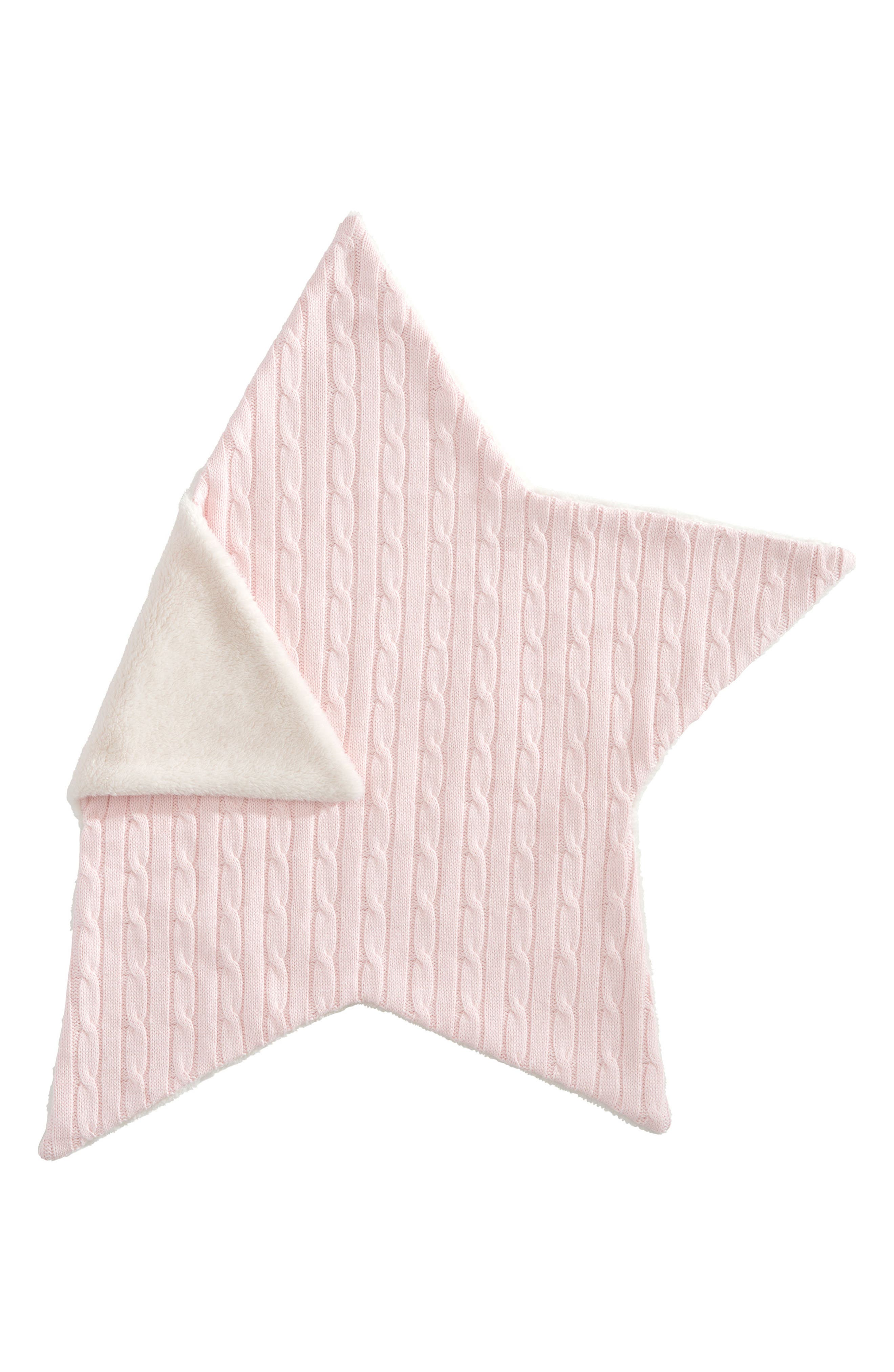 Cable Knit Star Blanket,                             Alternate thumbnail 6, color,
