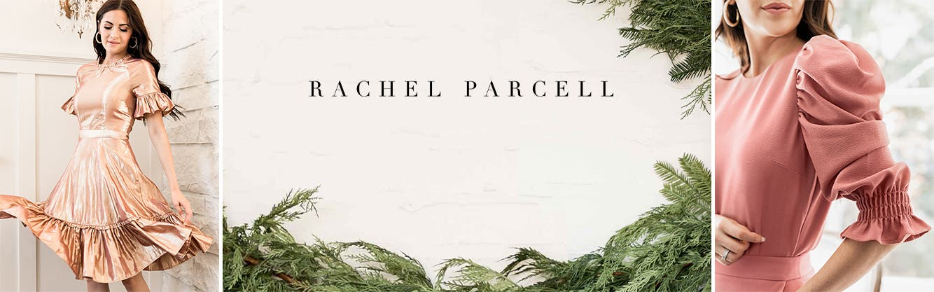 New Rachel Parcell: The Holiday Collection.