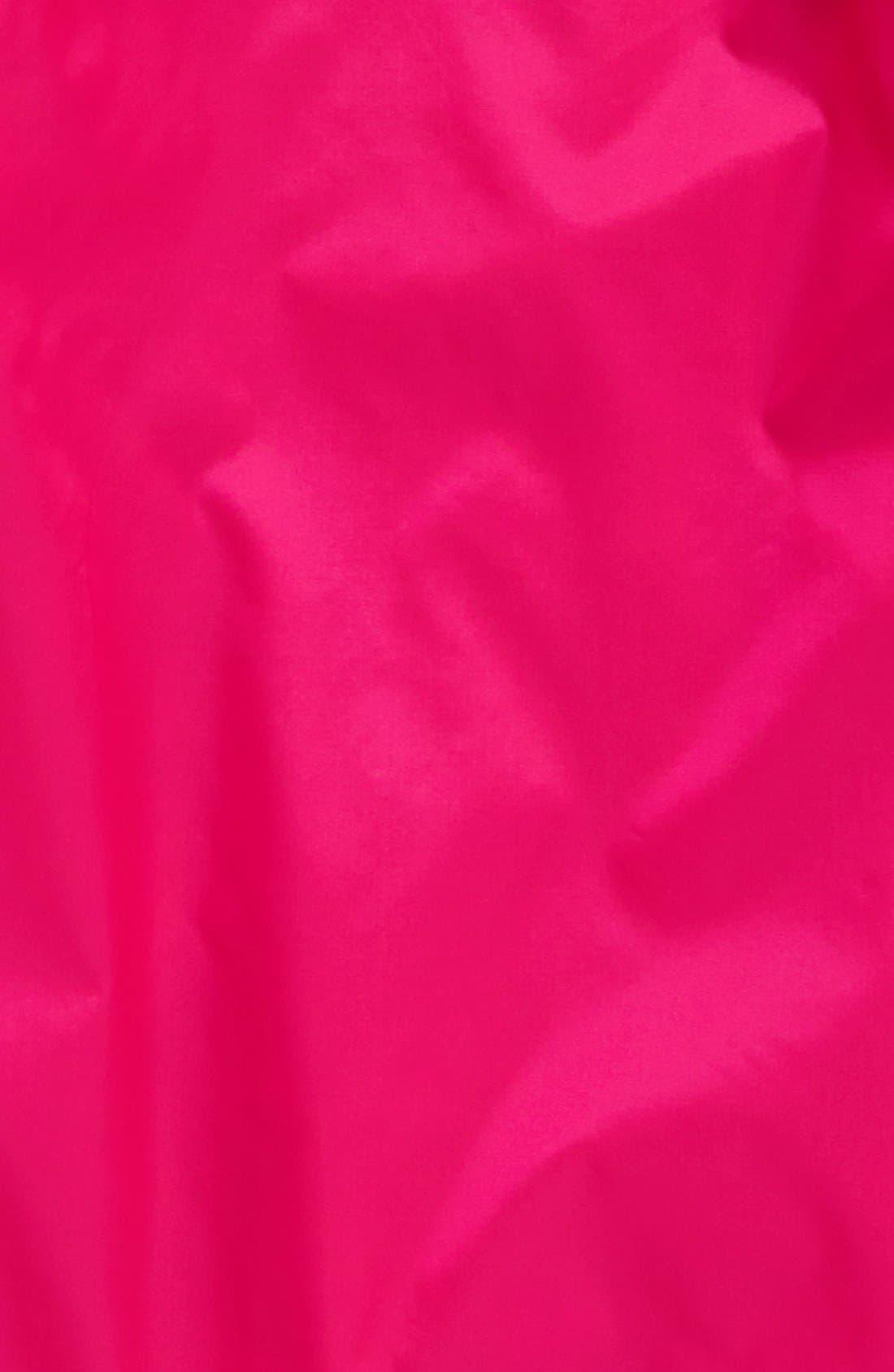 Hooded Raincoat,                             Alternate thumbnail 2, color,                             PINK