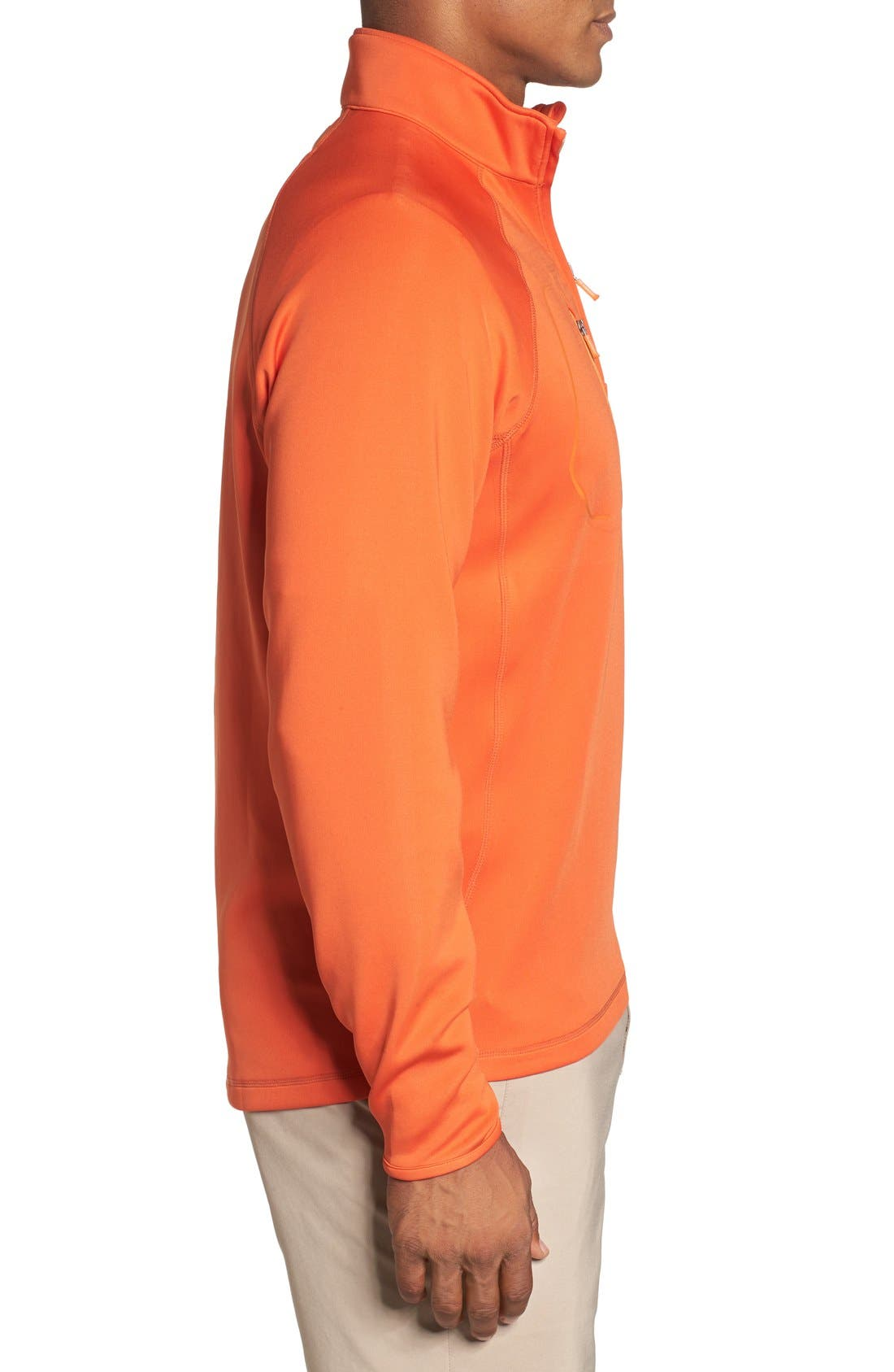 XH2O Crawford Stretch Quarter Zip Golf Pullover,                             Alternate thumbnail 39, color,
