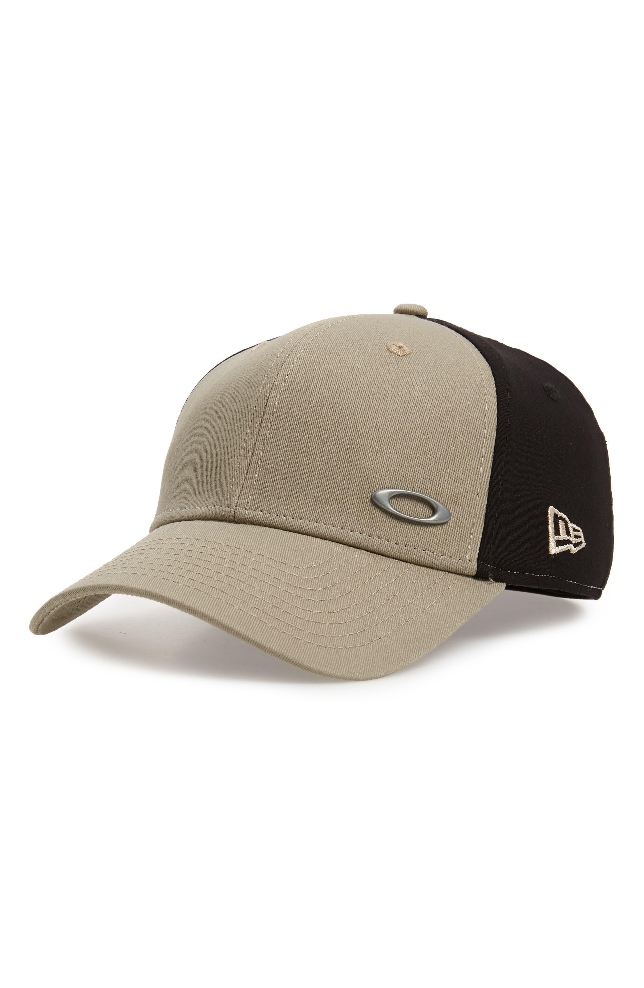 Oakley Tinfoil Baseball Cap In Rye  8de7a24a597