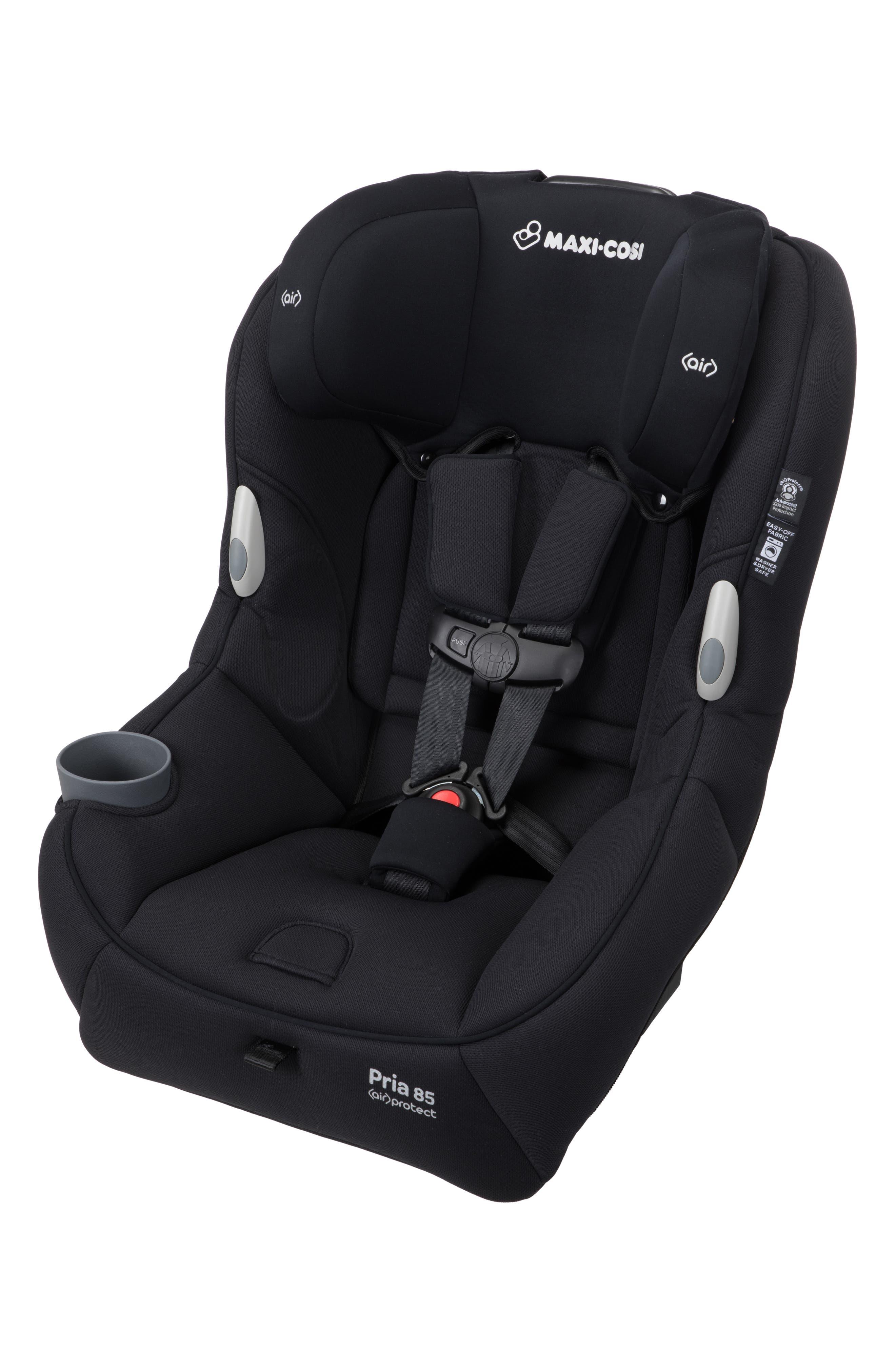 Pria<sup>™</sup> 85 2.0 Convertible Car Seat,                             Alternate thumbnail 3, color,                             NIGHT BLACK