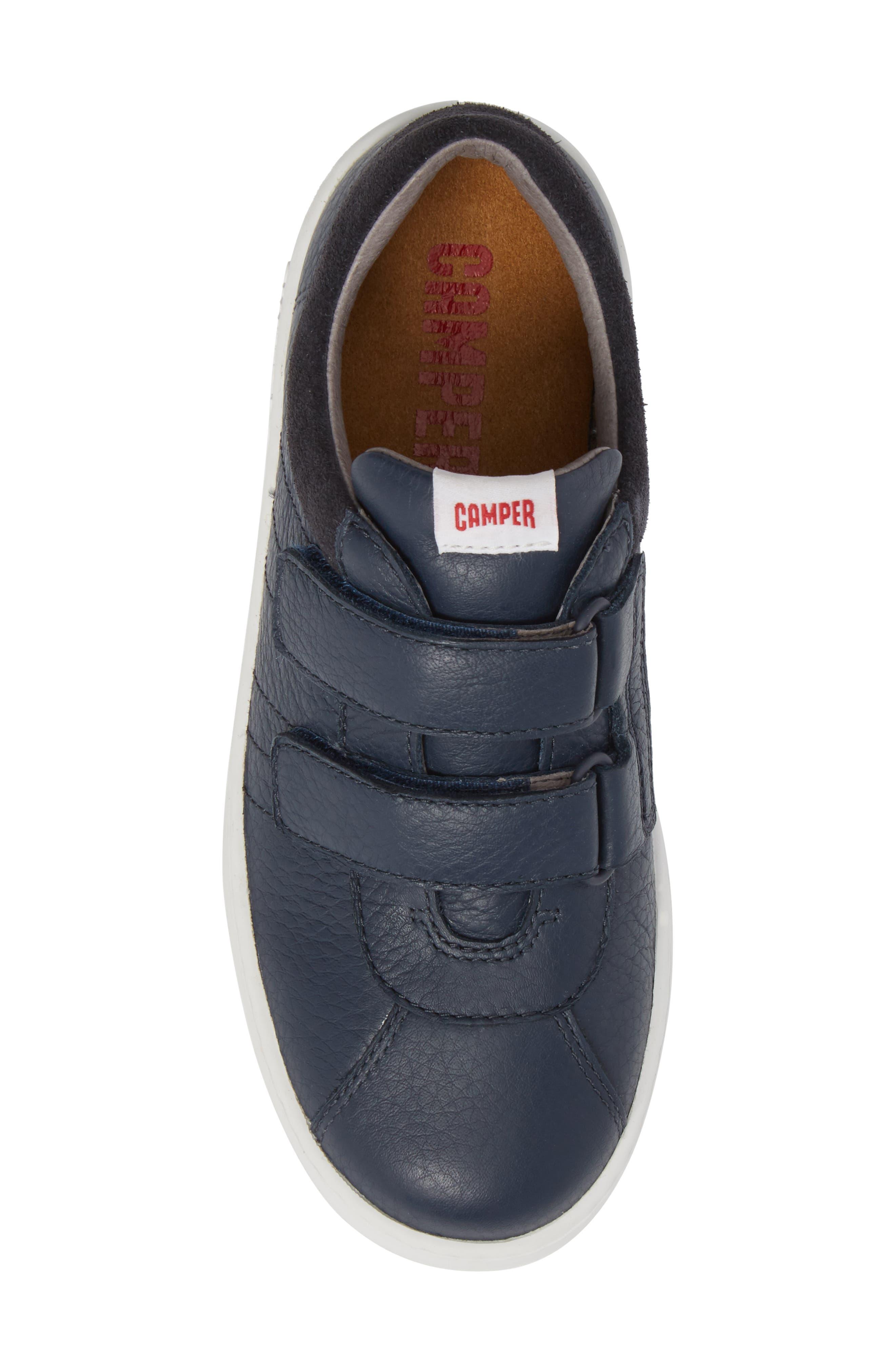 Runner Sneaker,                             Alternate thumbnail 5, color,                             NAVY