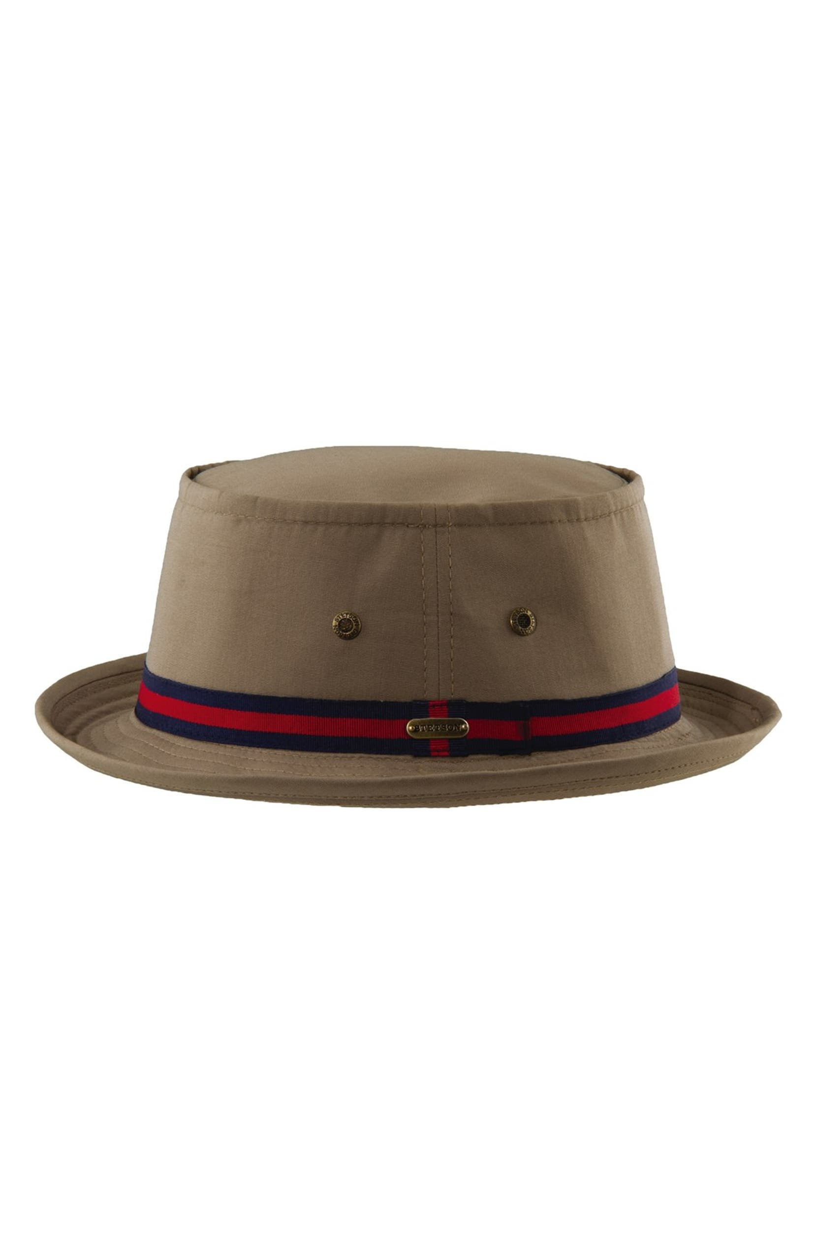 Stetson  Fairway  Canvas Bucket Hat  cfd552d0c88