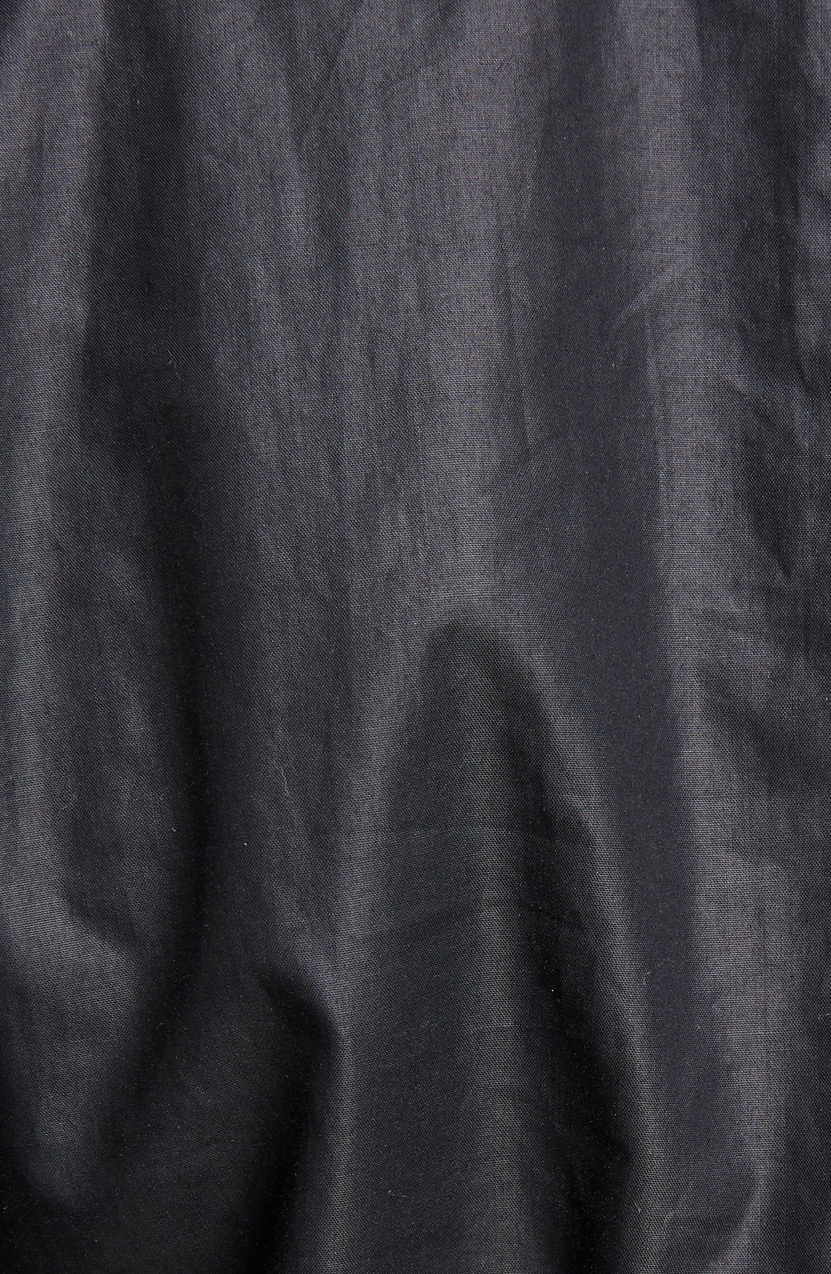 Coated Jumpsuit,                             Alternate thumbnail 5, color,                             001