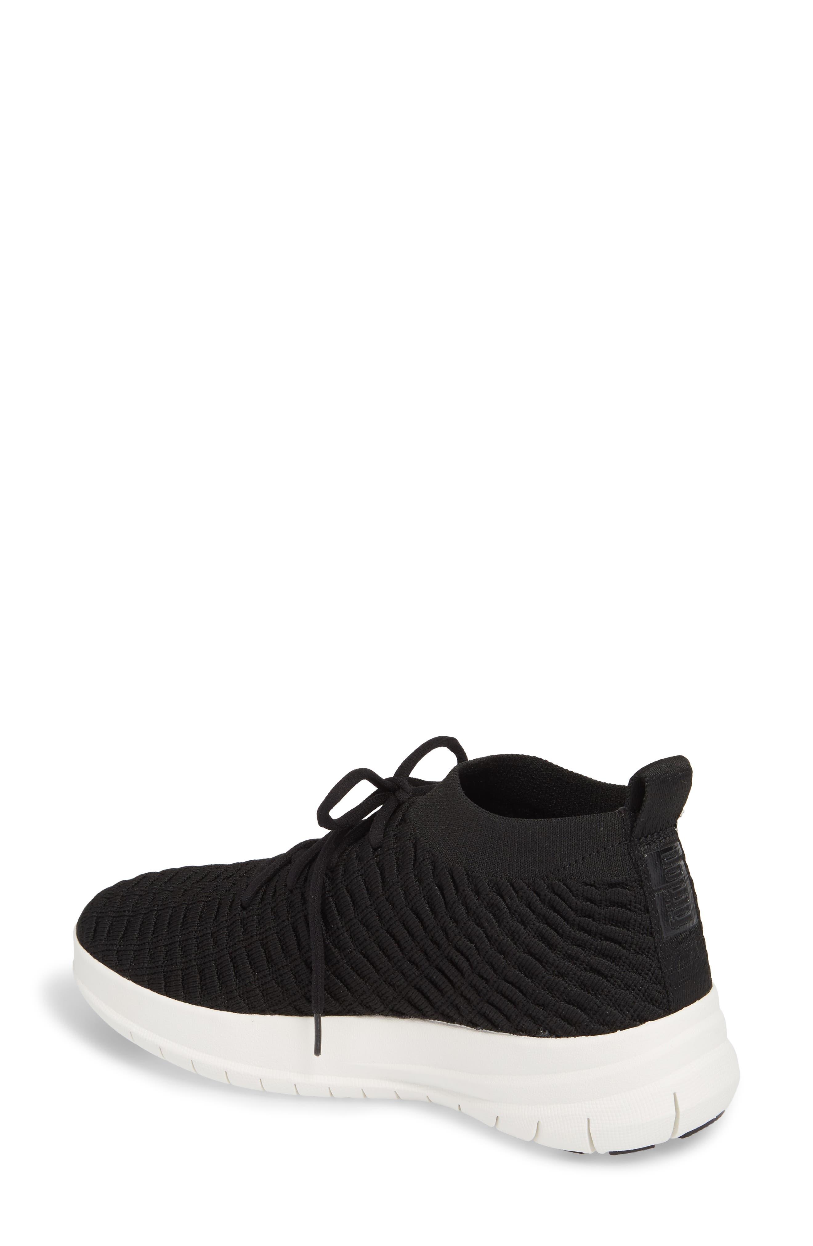Uberknit<sup>™</sup> Slip-On High Top Sneaker,                             Alternate thumbnail 2, color,                             001