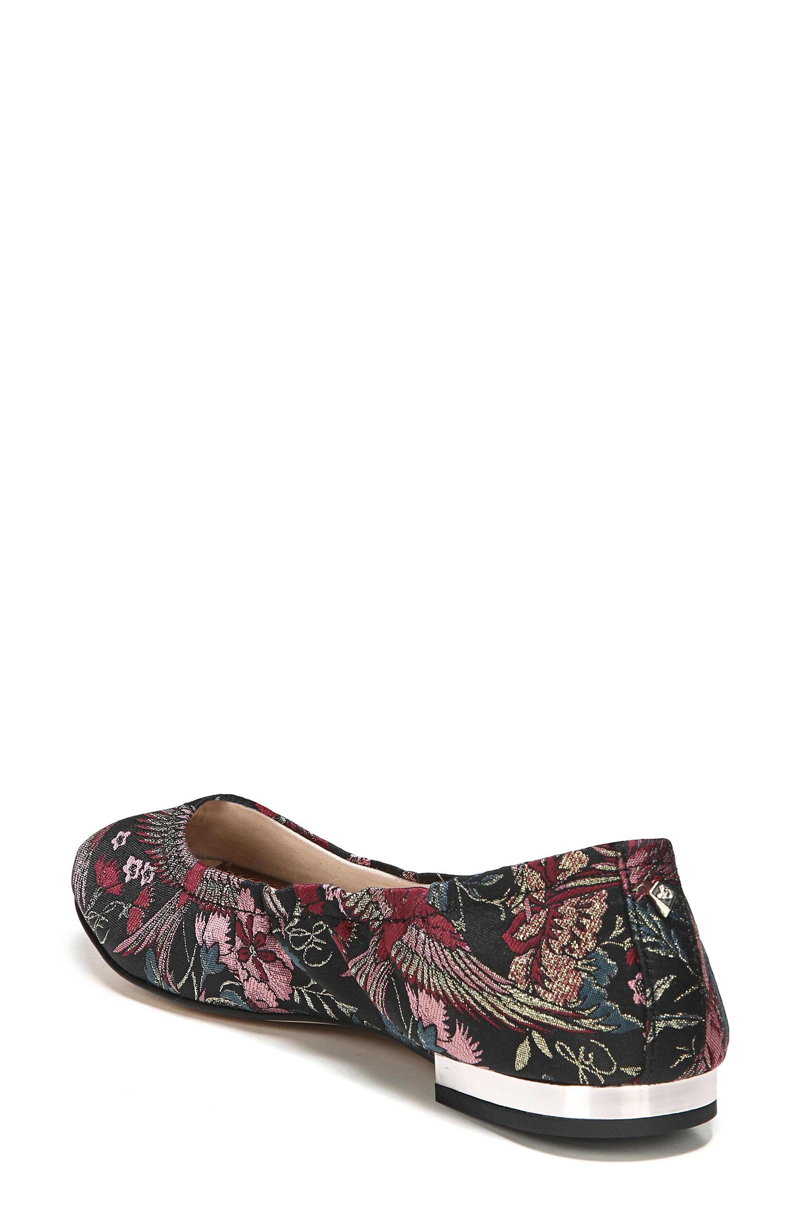 SAM EDELMAN,                             Farrow Flat,                             Alternate thumbnail 2, color,                             001