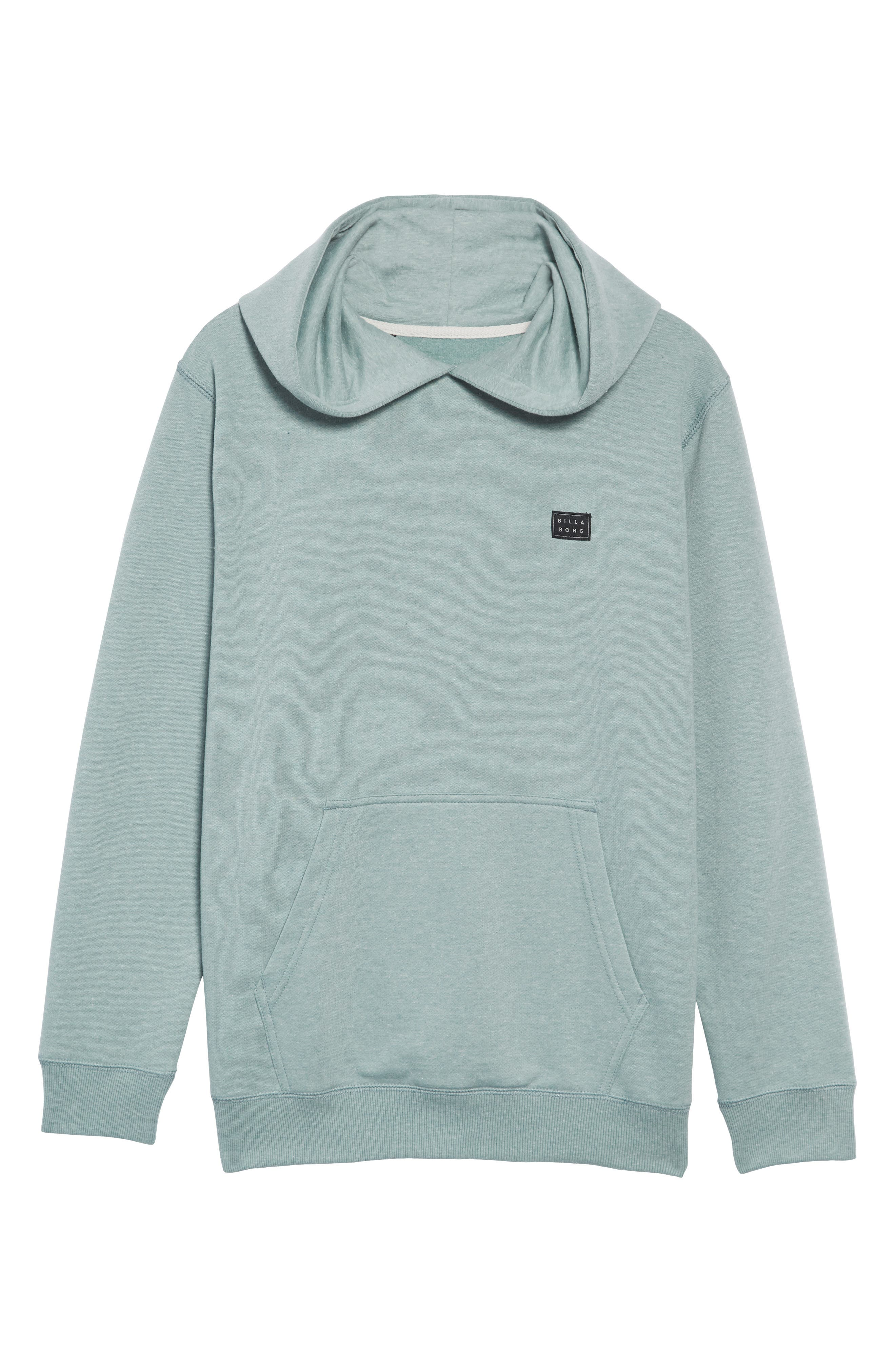 All Day Pullover Hoodie,                         Main,                         color, DUST GREEN