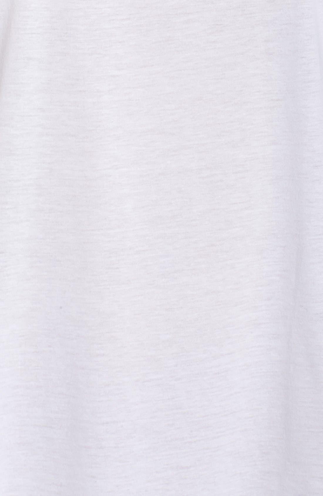 Laura Jersey Sleep Shirt,                             Alternate thumbnail 5, color,