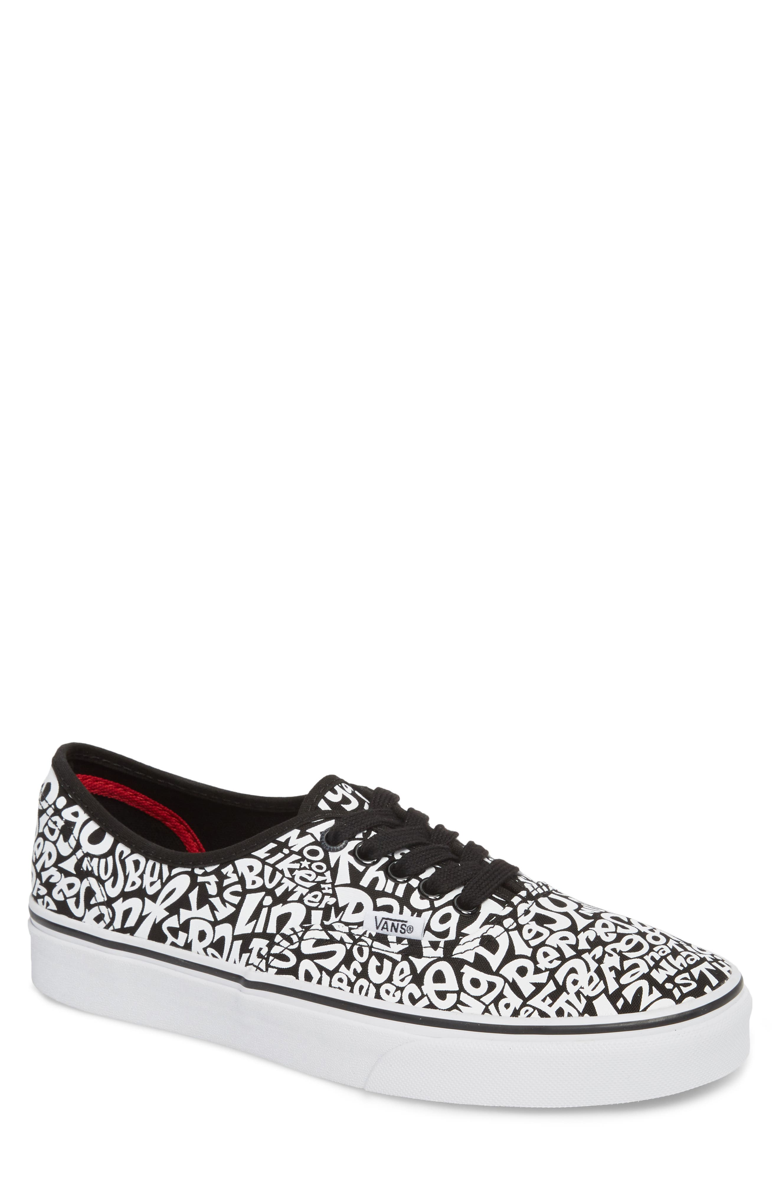 x A Tribe Called Quest UA Authentic Sneaker,                         Main,                         color, 100