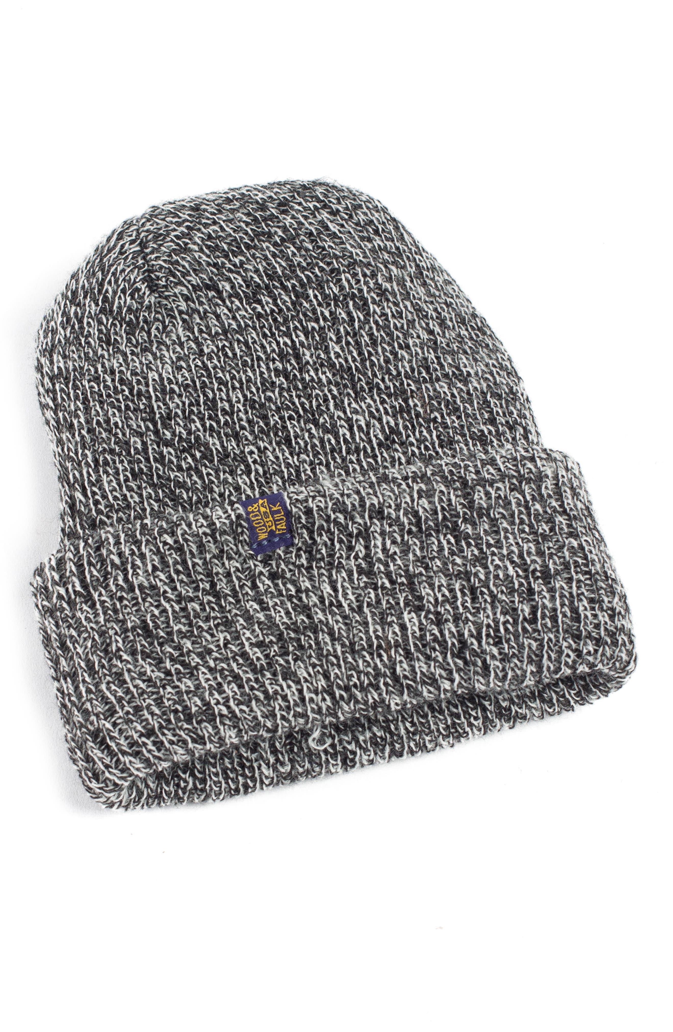 Knit Cap,                             Main thumbnail 1, color,                             002