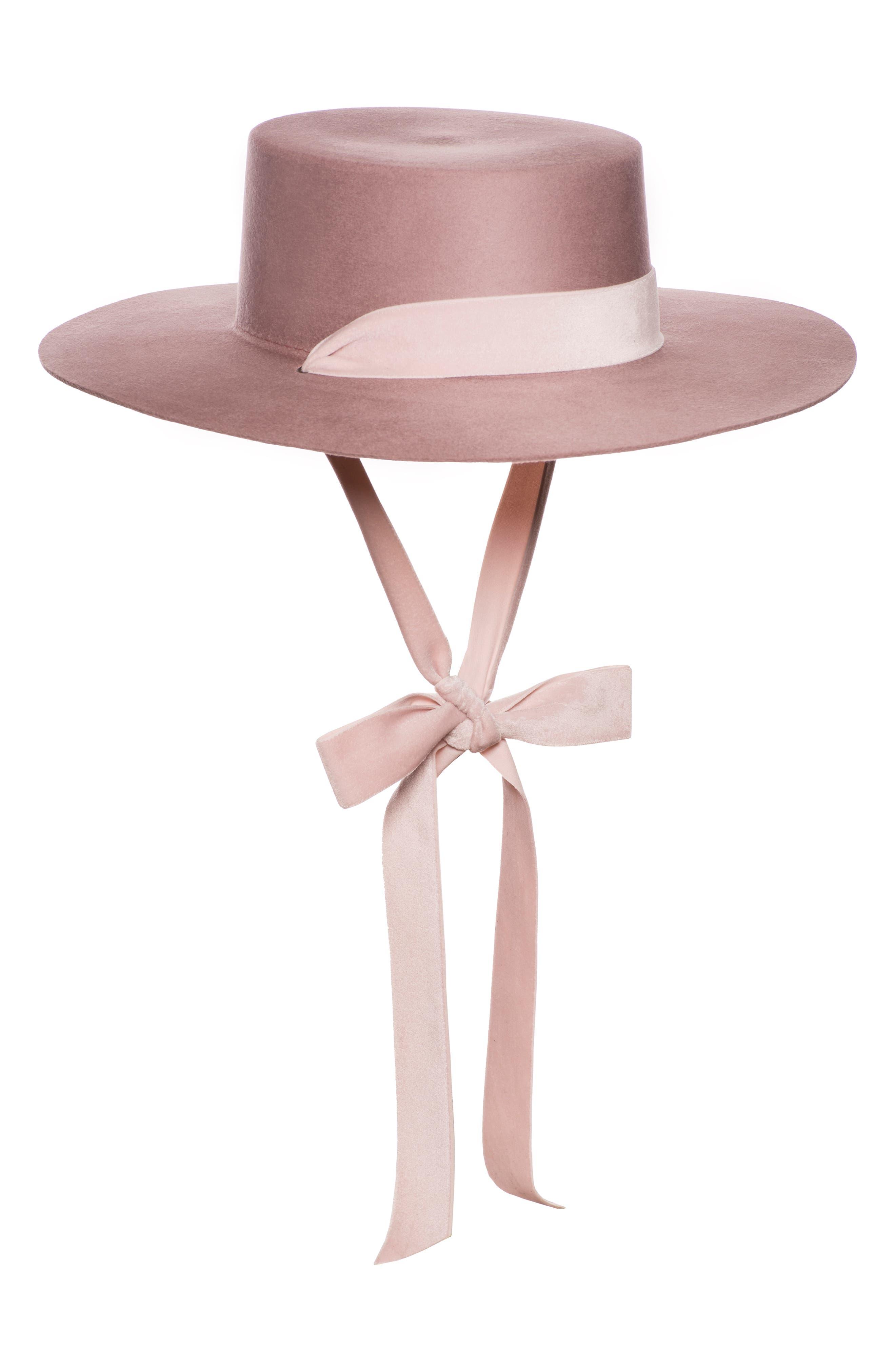 The Heiress Straw Bolero Hat,                             Main thumbnail 4, color,