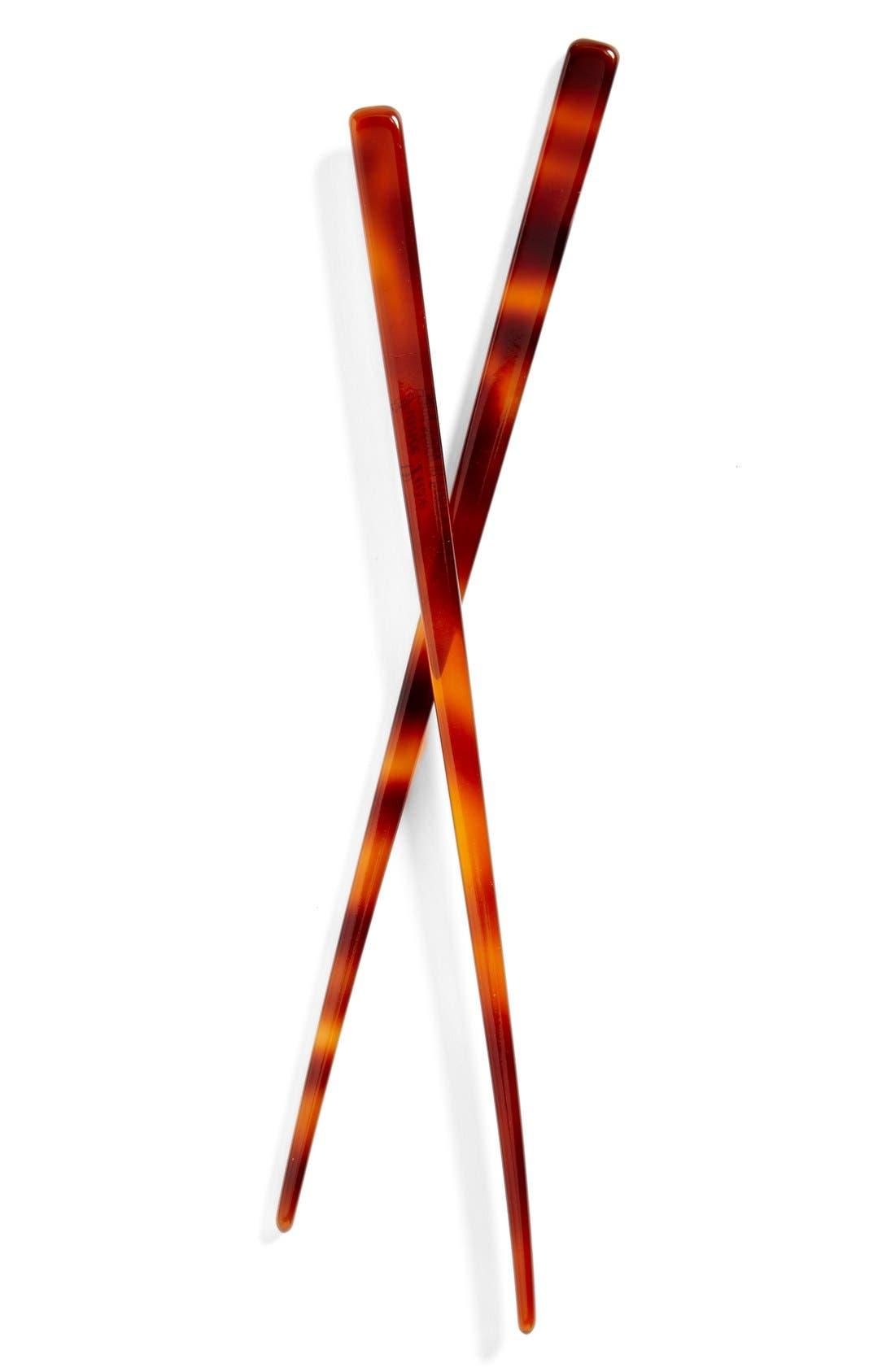 L. Erickson Hair Stick Pairs,                             Main thumbnail 5, color,