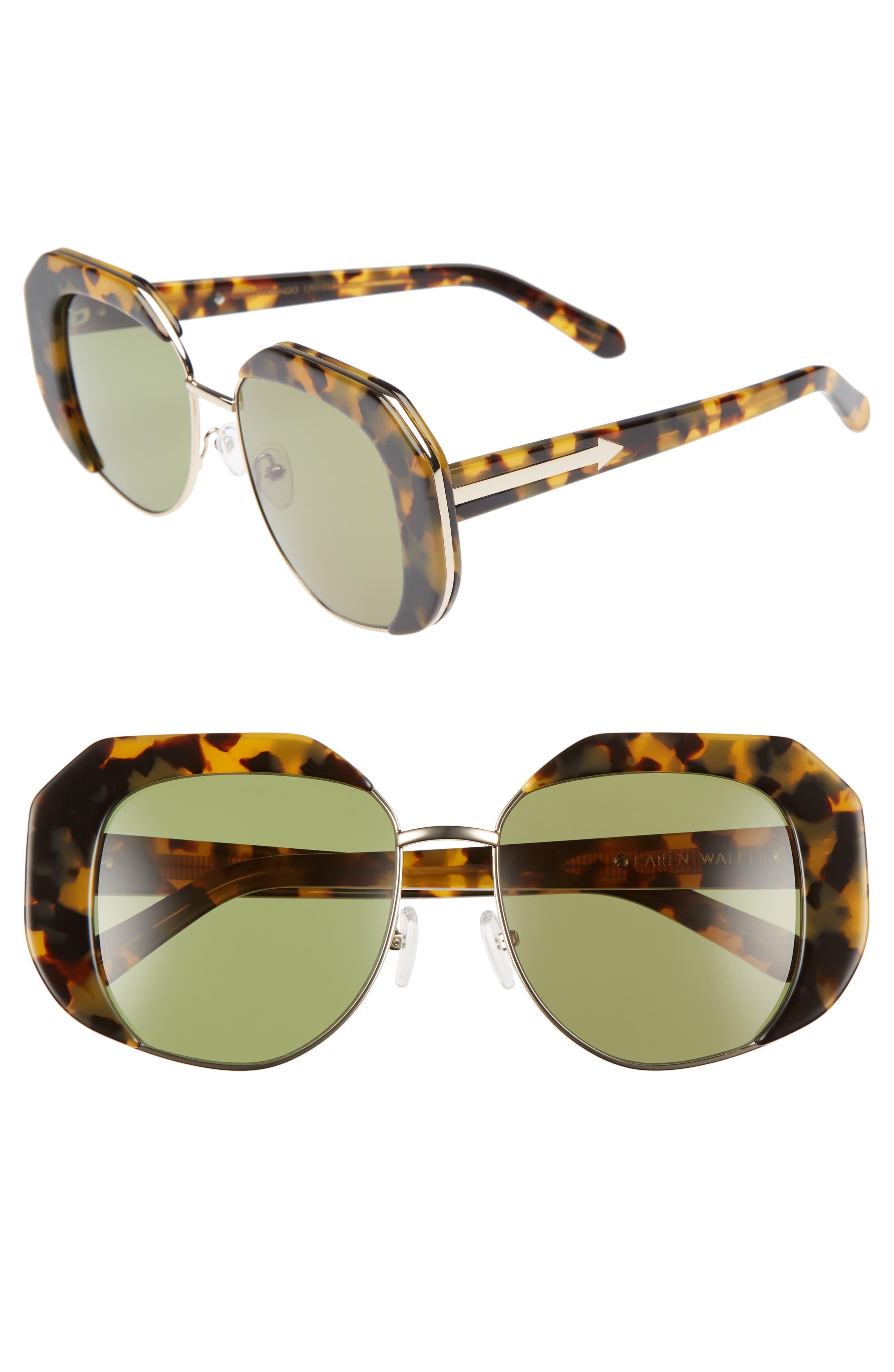 Domingo 52mm Sunglasses,                         Main,                         color, 200