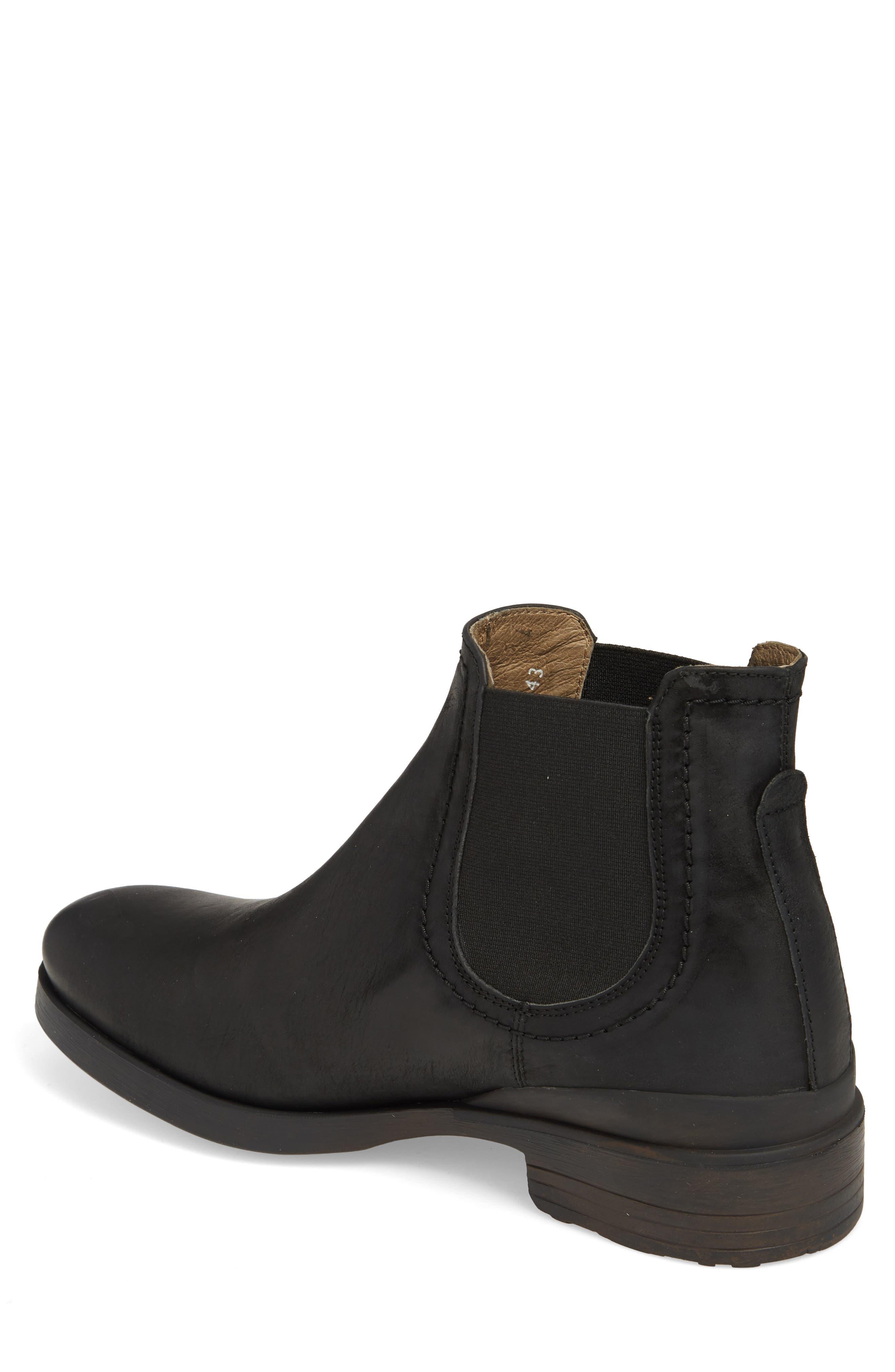 Meko Chelsea Boot,                             Alternate thumbnail 2, color,                             BLACK BANDOLERO