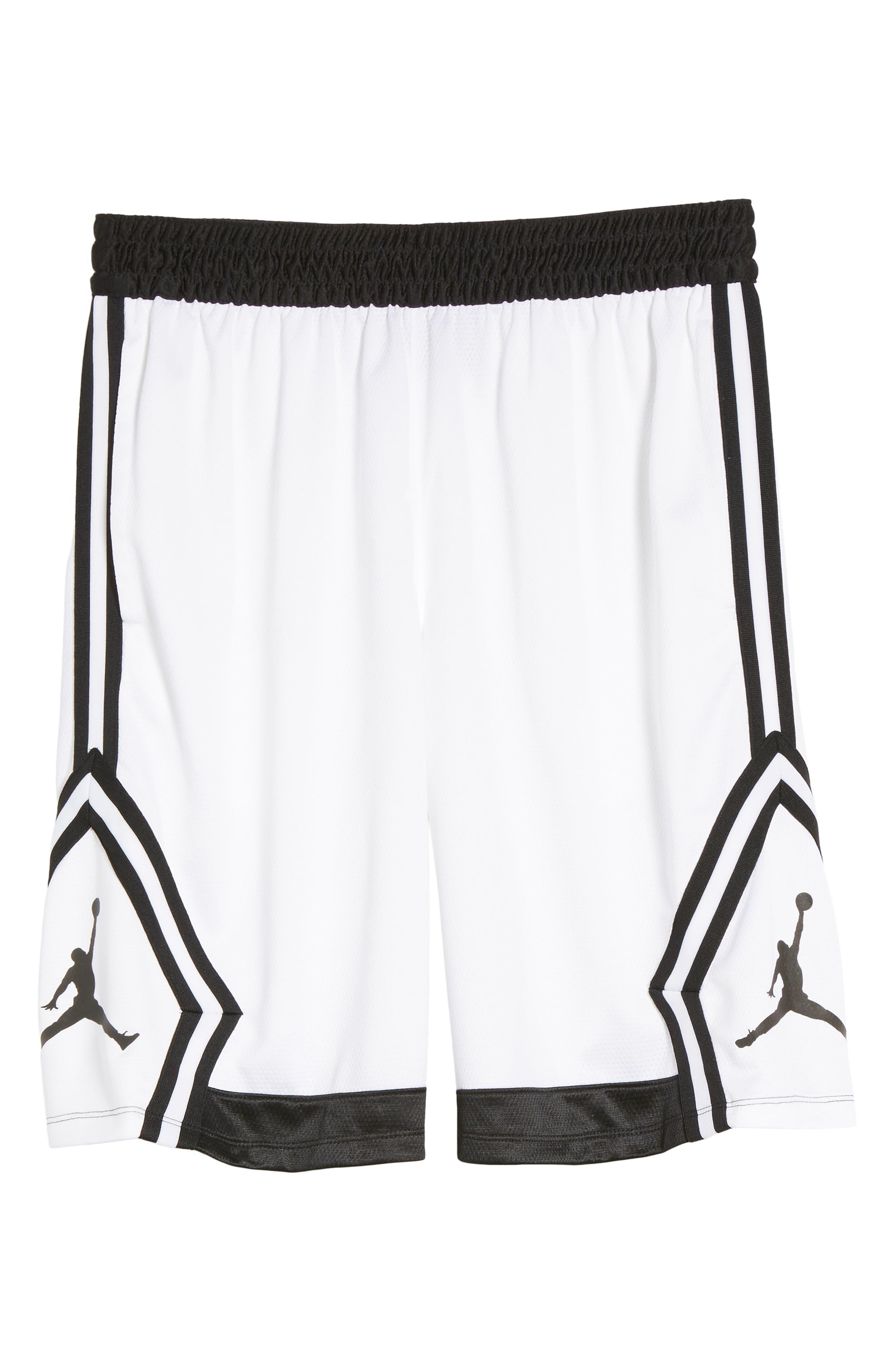 Sportswear Rise Diamond Shorts,                             Alternate thumbnail 34, color,