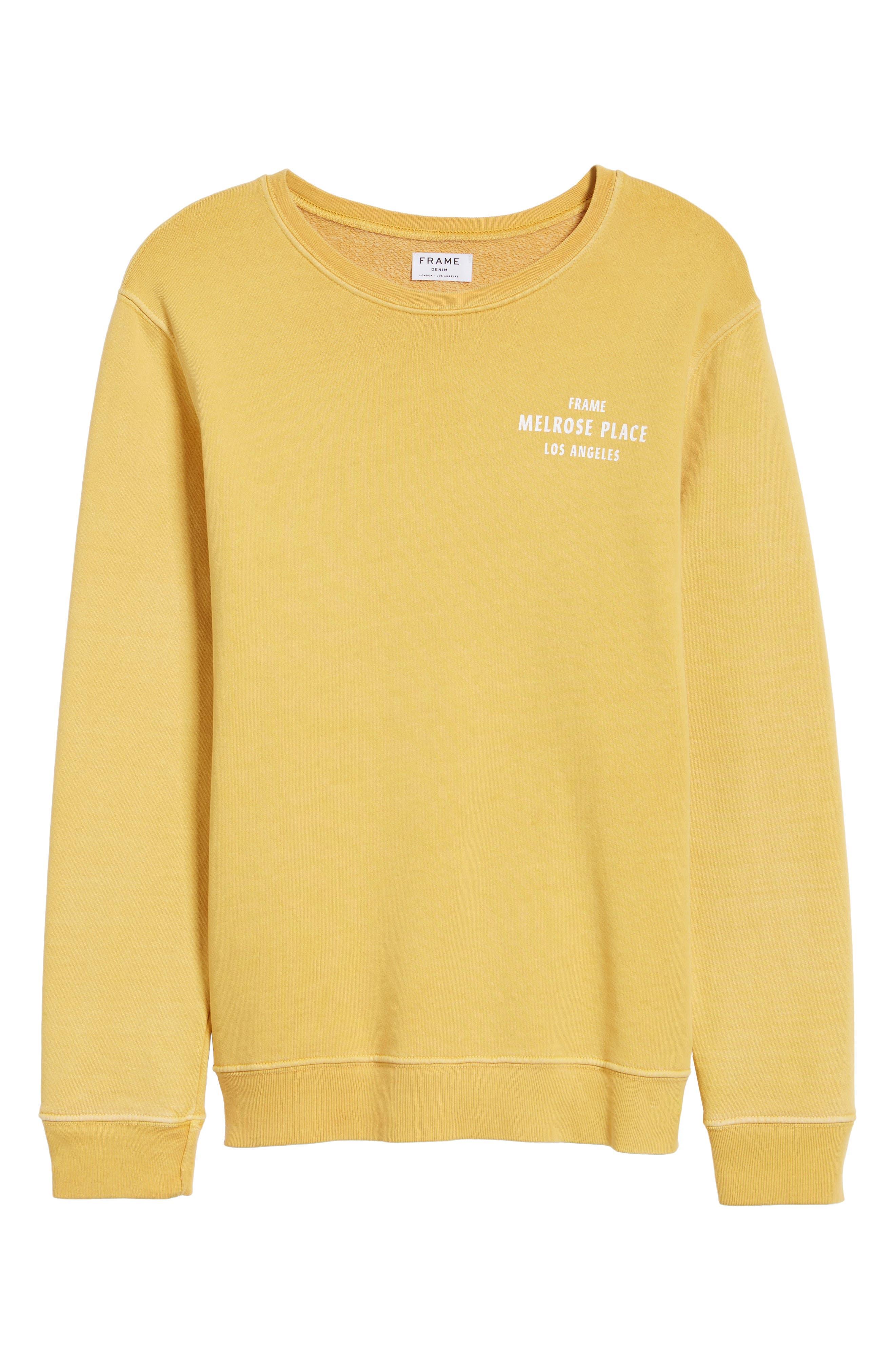 Vintage Crewneck Sweatshirt,                             Alternate thumbnail 18, color,
