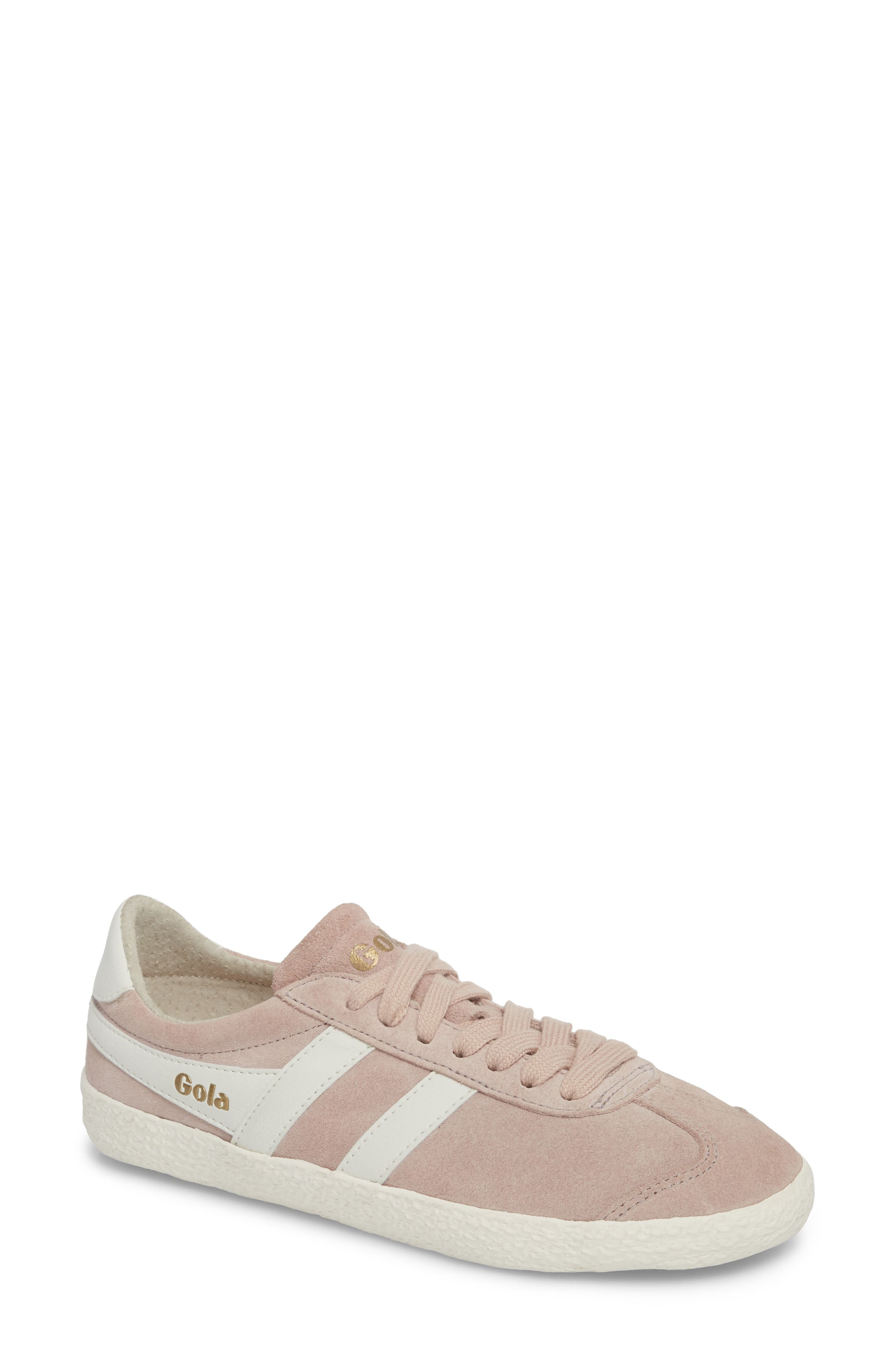 Specialist Low Top Sneaker,                         Main,                         color, BLOSSOM/ OFF WHITE