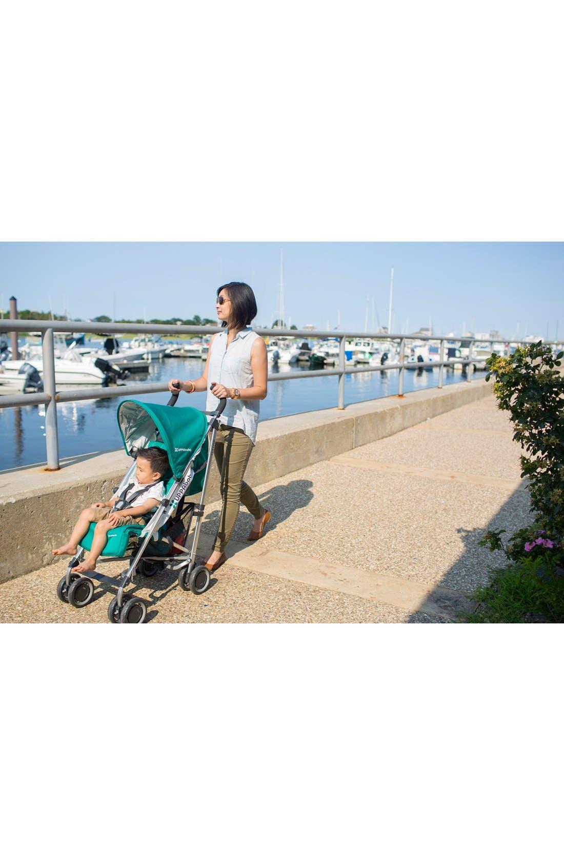 2015 G-LUXE - Aluminum Frame Reclining Umbrella Stroller,                             Alternate thumbnail 34, color,