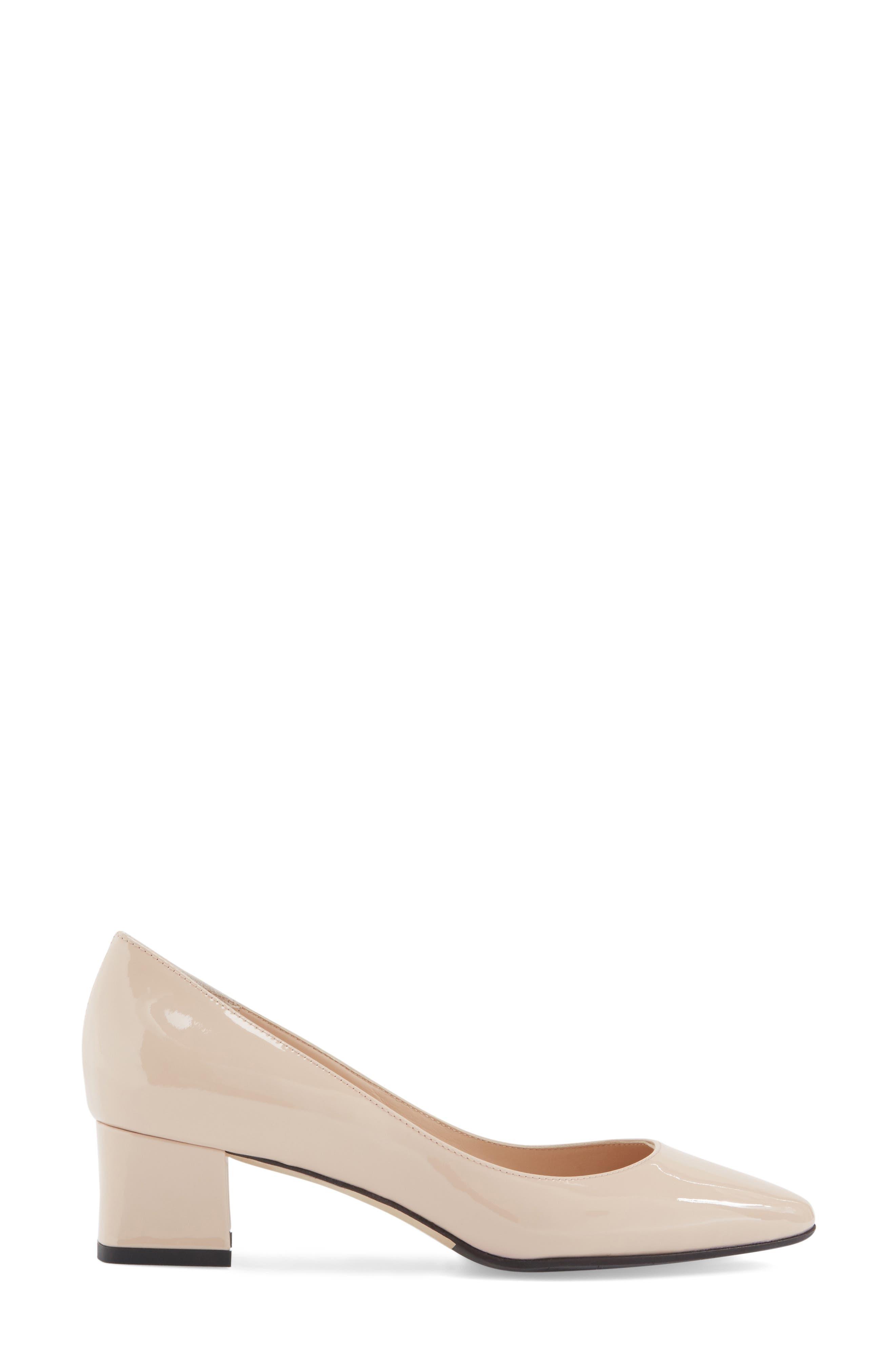 'Pheobe' Weatherproof Almond Toe Pump,                             Alternate thumbnail 109, color,