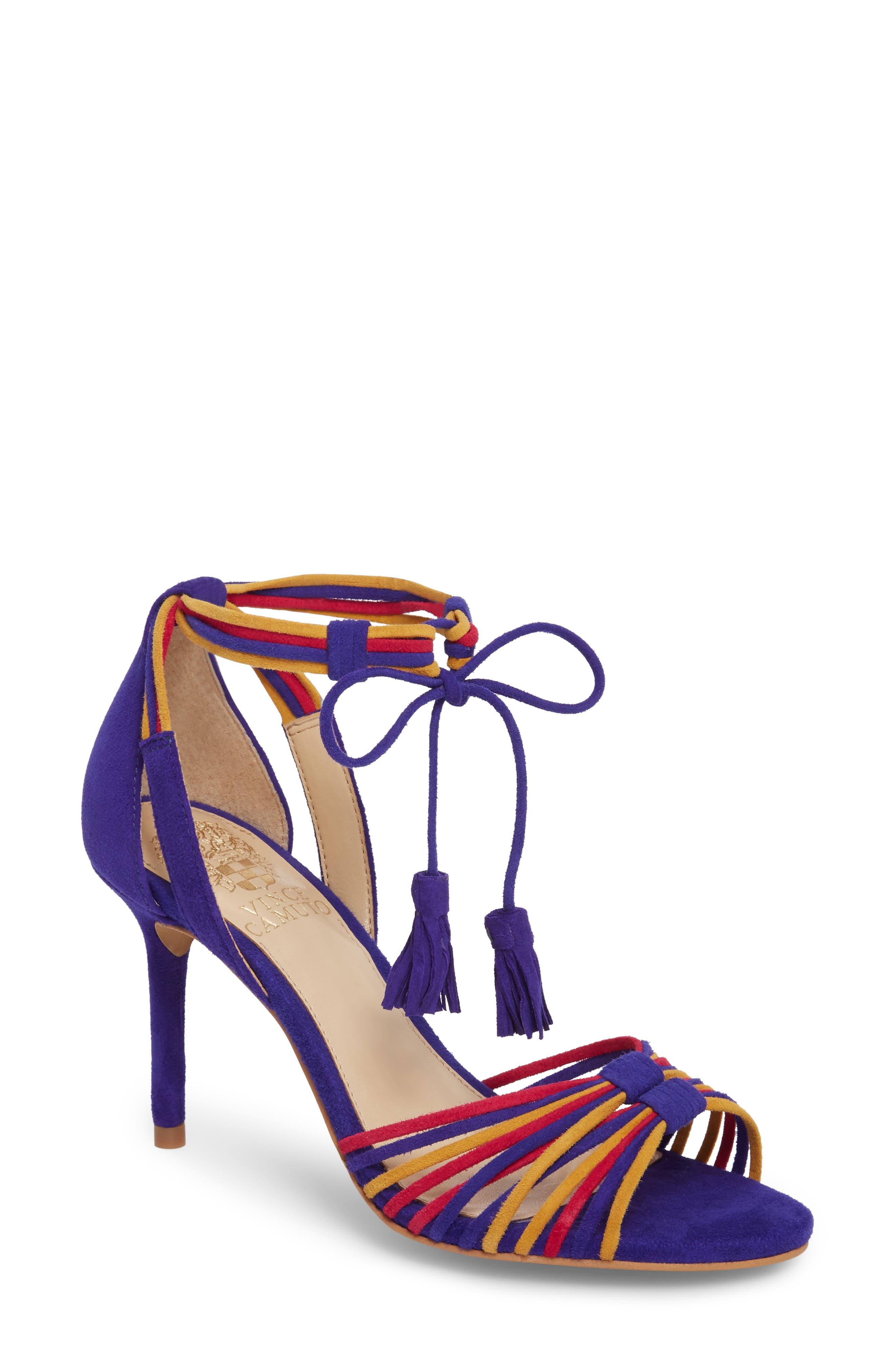 Stellima Tassel Sandal,                             Main thumbnail 6, color,
