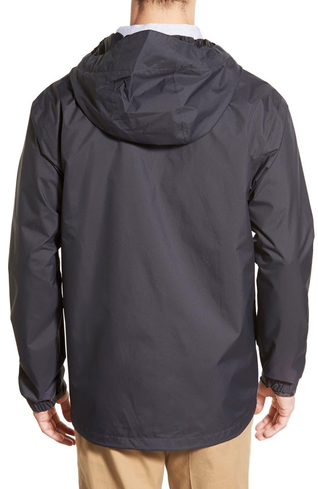 'Vancouver' Packable Rain Jacket,                             Alternate thumbnail 9, color,
