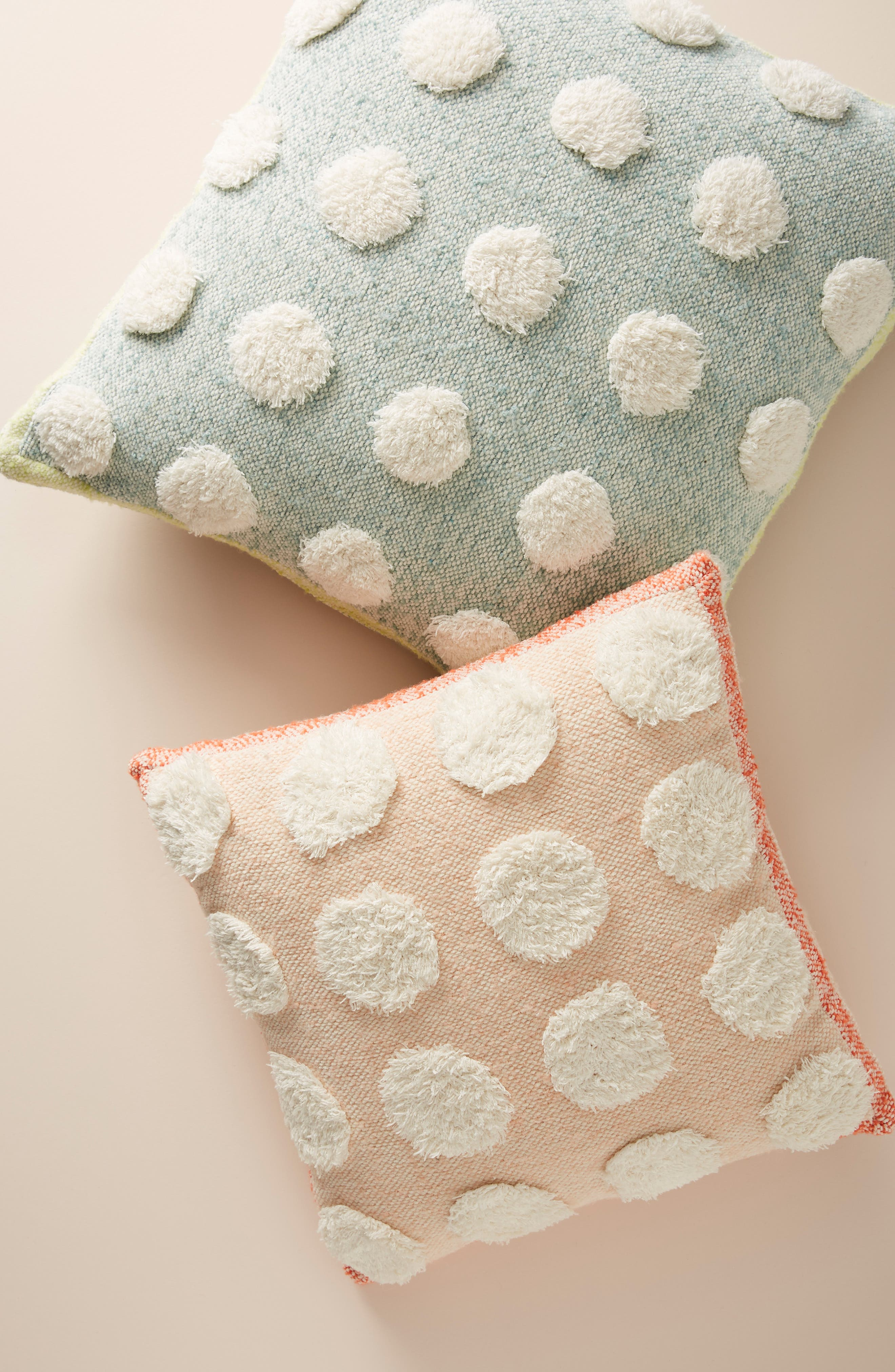 Suvarna Accent Pillow,                             Alternate thumbnail 4, color,                             APRICOT