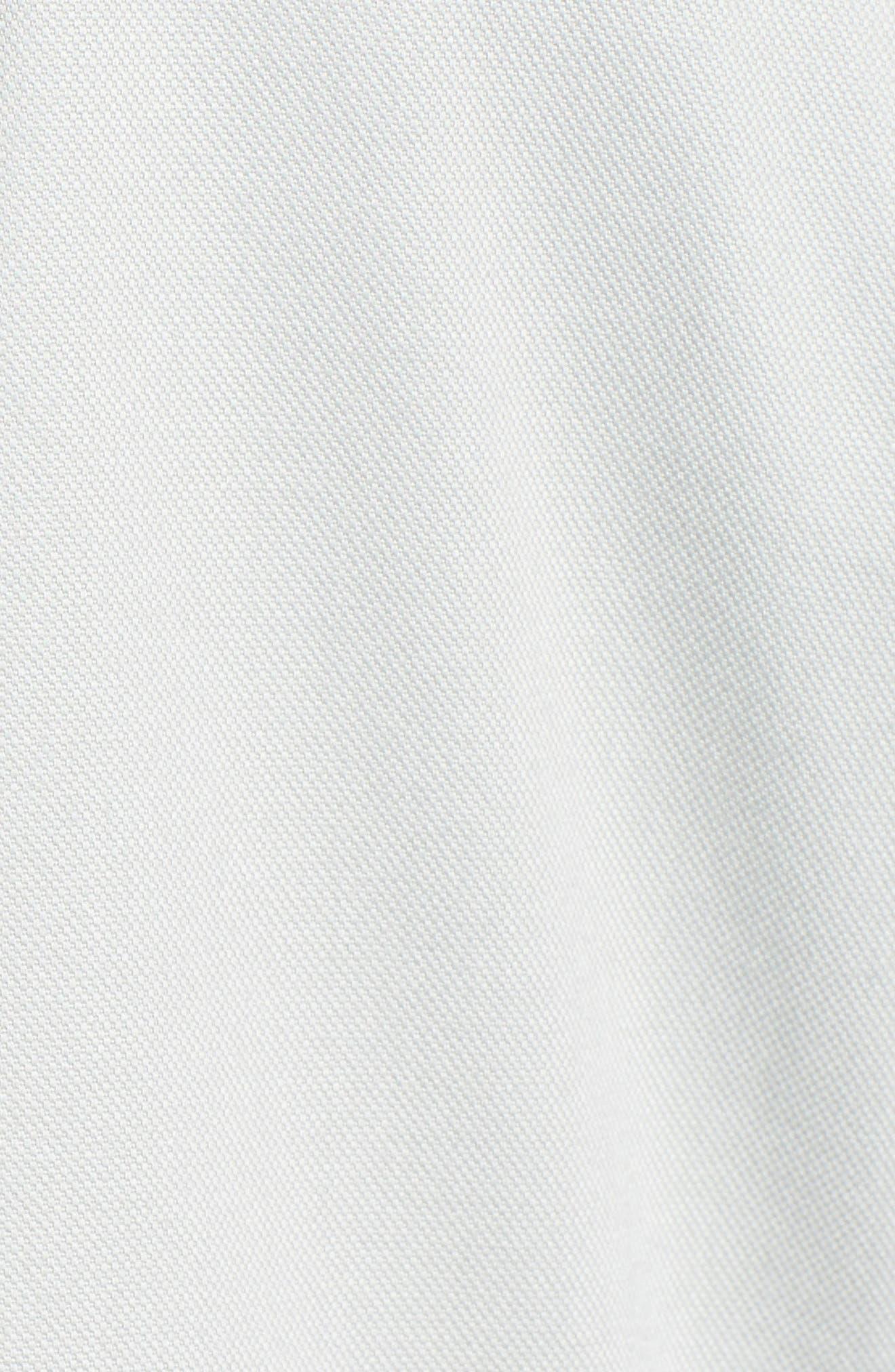 Trim Fit Stretch Cotton Blazer,                             Alternate thumbnail 5, color,                             051