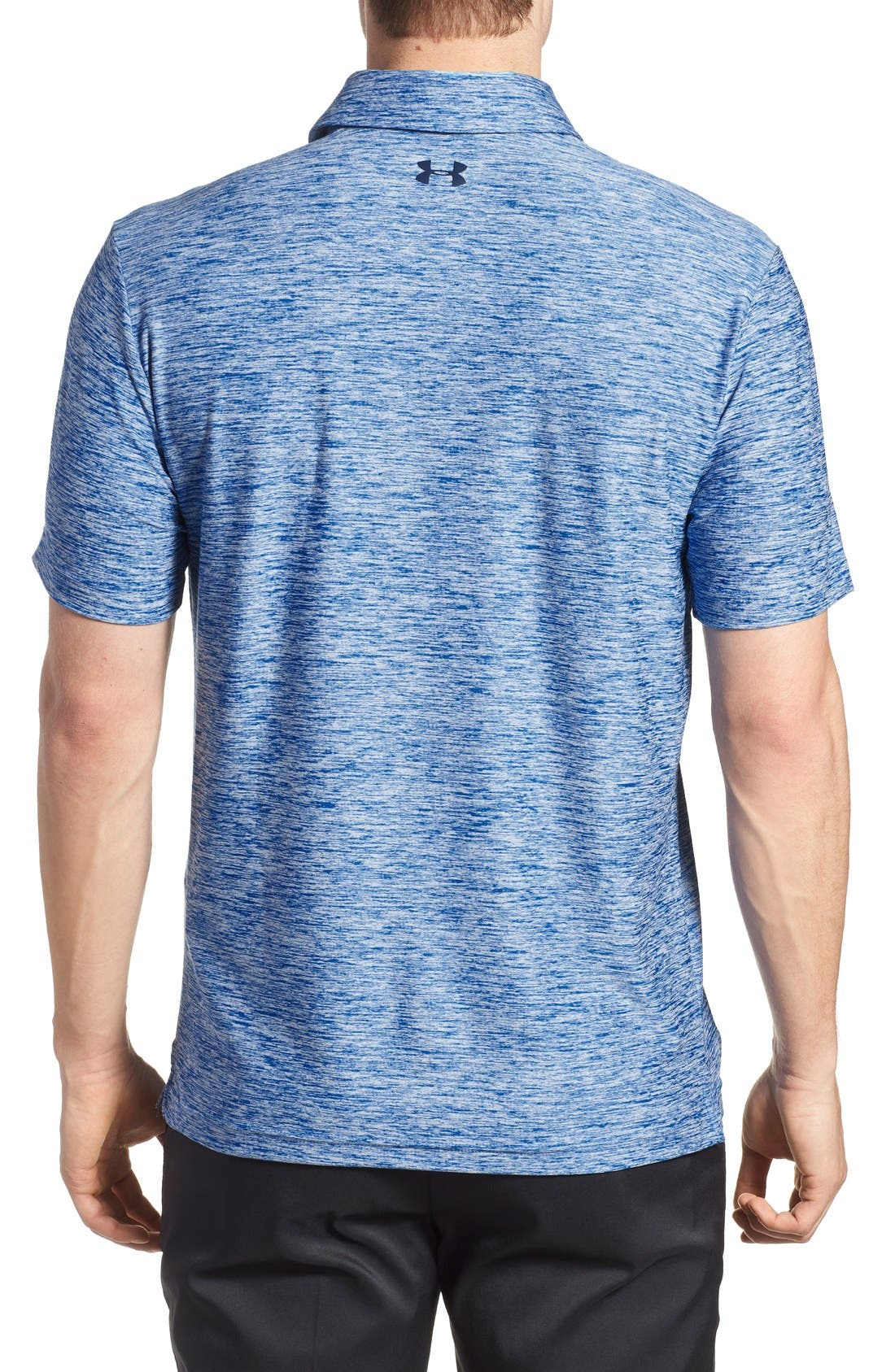 'Playoff' Loose Fit Short Sleeve Polo,                             Alternate thumbnail 152, color,