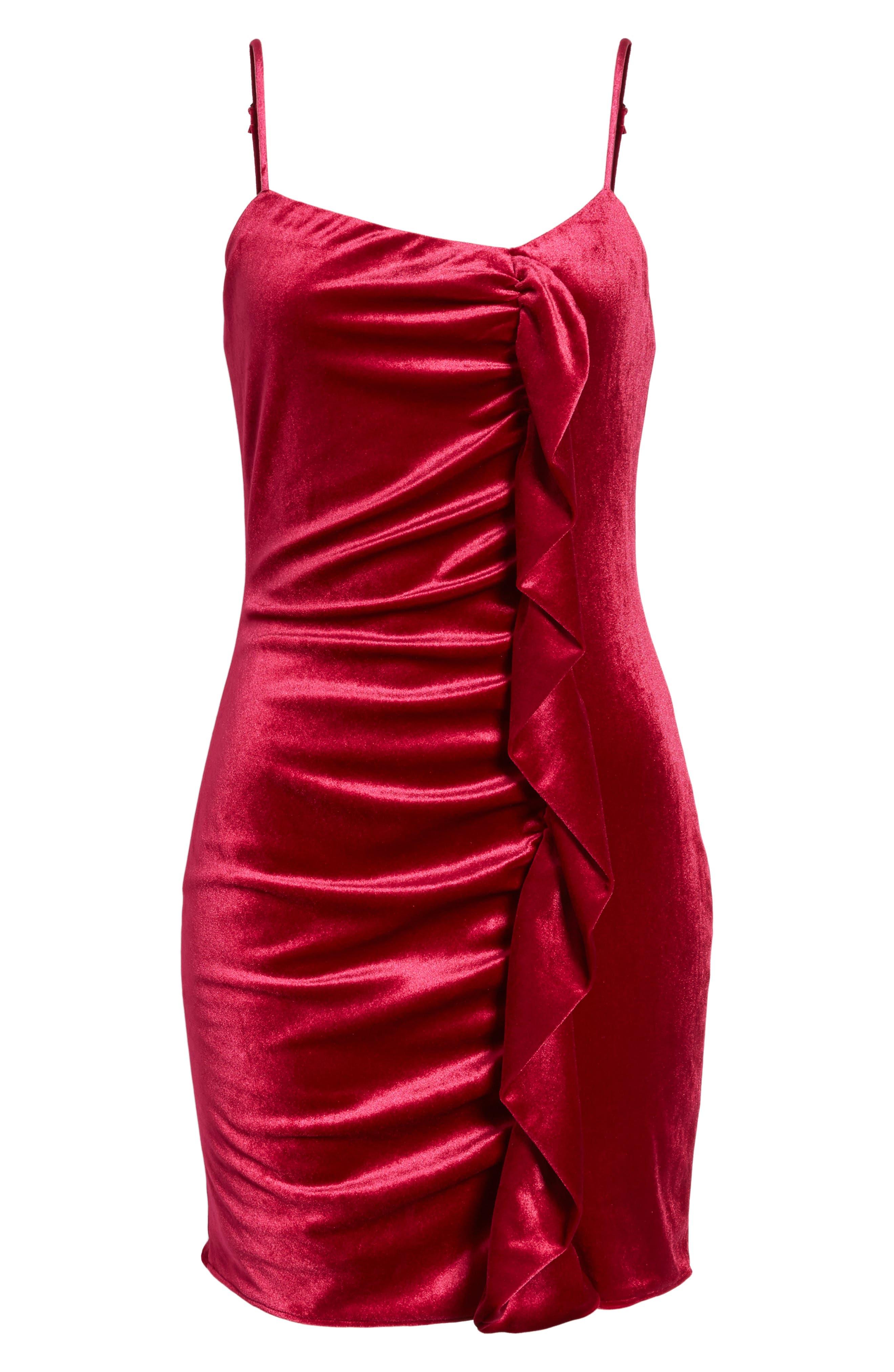 Grace Velvet Sheath Dress,                             Alternate thumbnail 12, color,