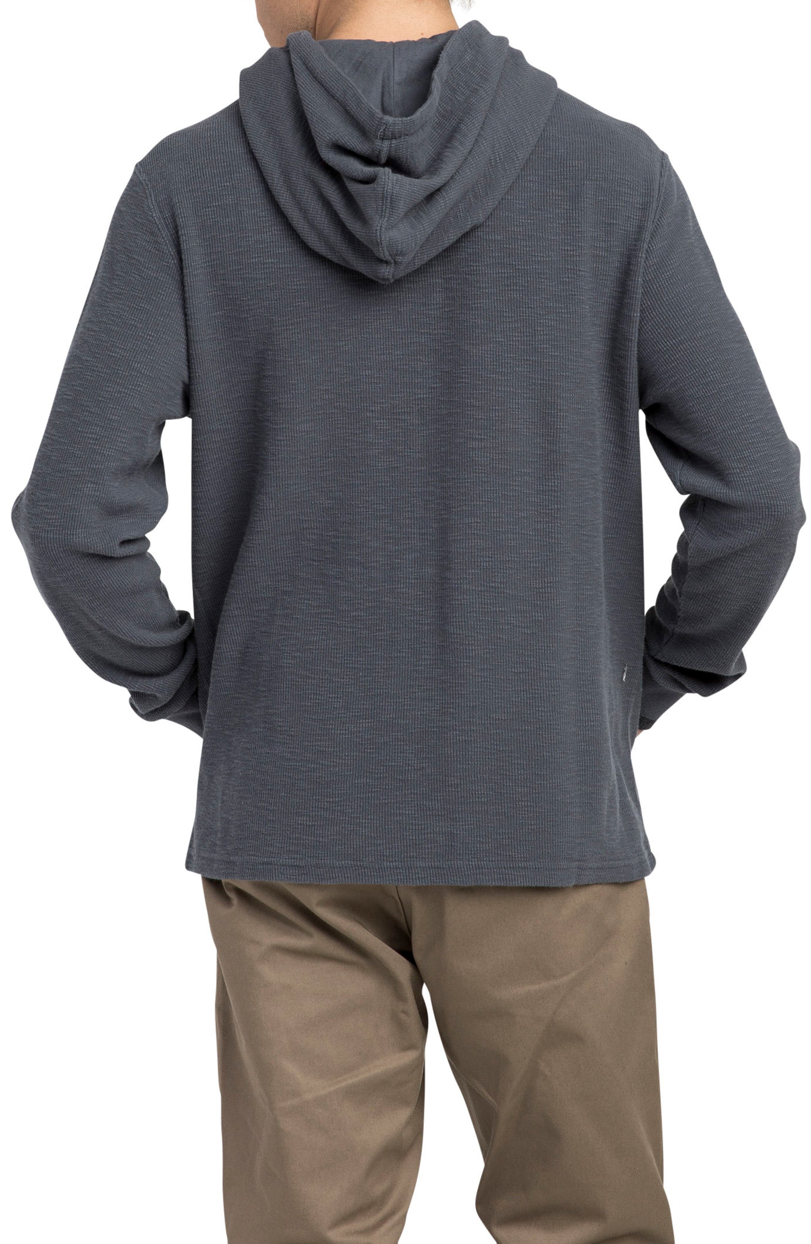 Copa Hooded Henley Pullover,                             Alternate thumbnail 2, color,                             020