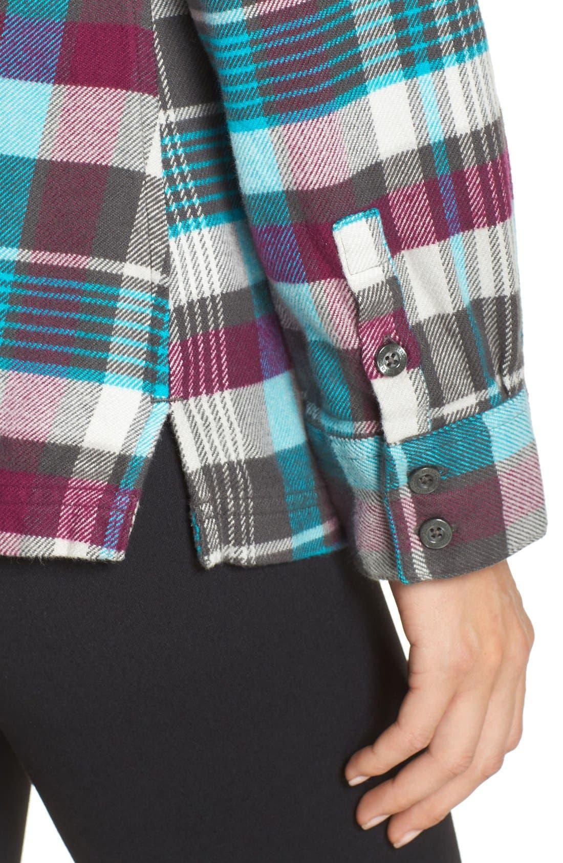 'Fjord' Flannel Shirt,                             Alternate thumbnail 33, color,