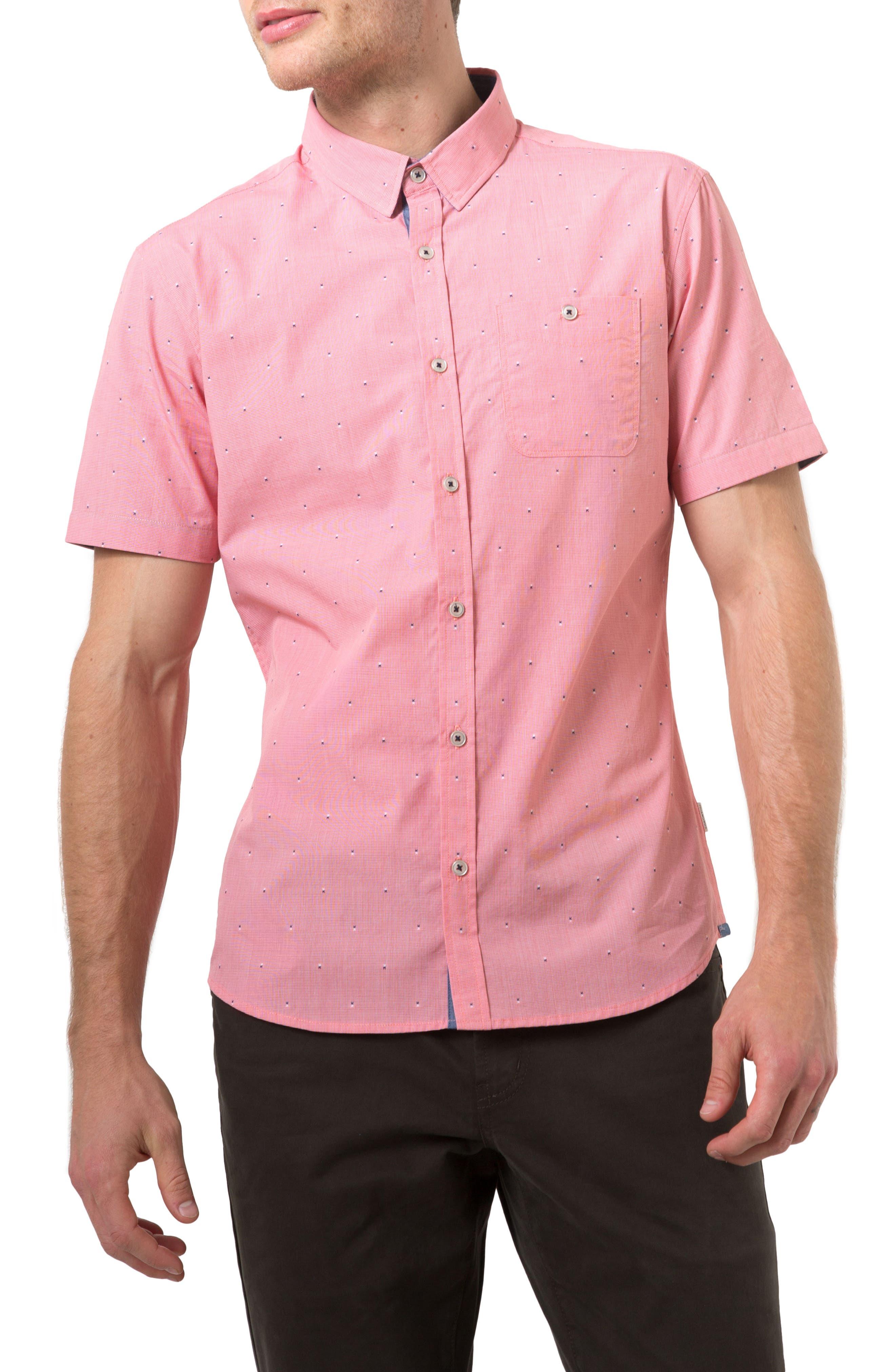 American Soul Sport Shirt,                         Main,                         color, ORANGE