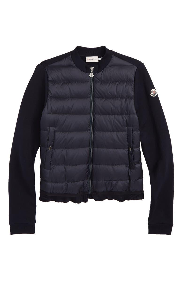 50affa0261fe Moncler Hybrid Down Jacket (Big Boys)