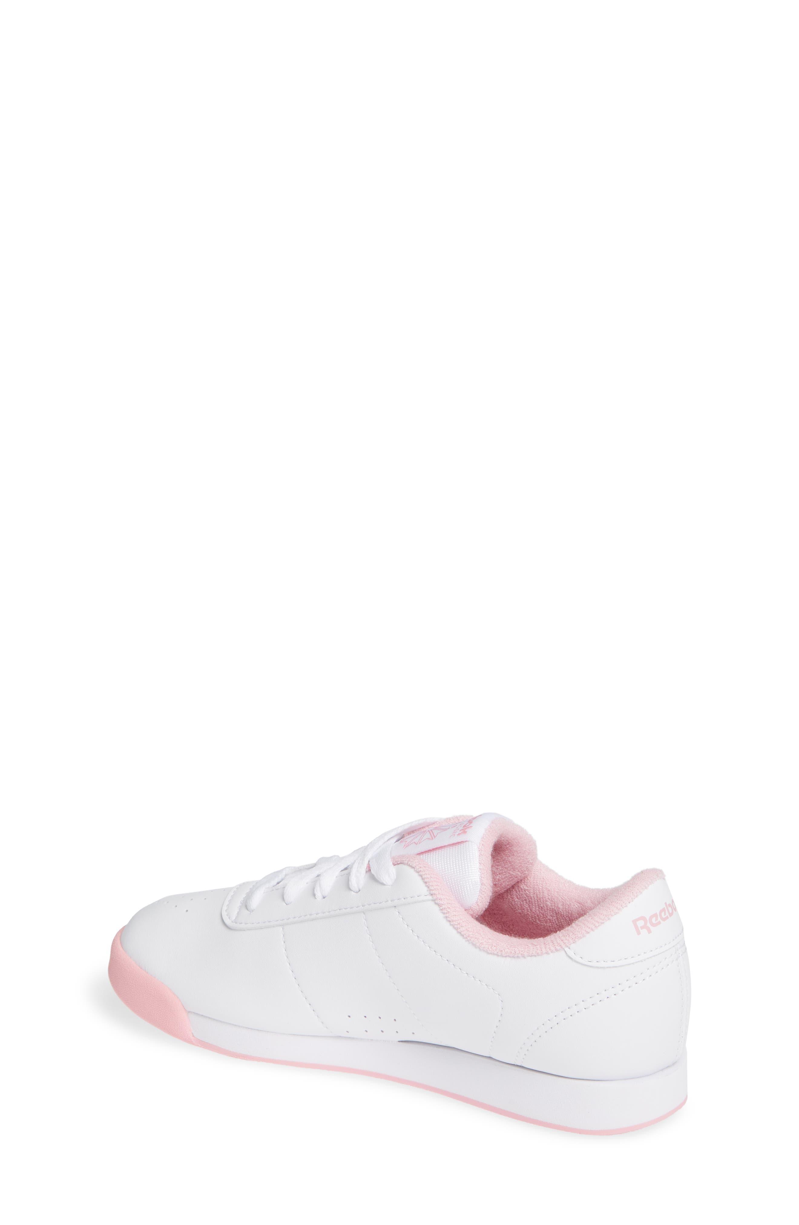 REEBOK,                             Princess Sneaker,                             Alternate thumbnail 2, color,                             100