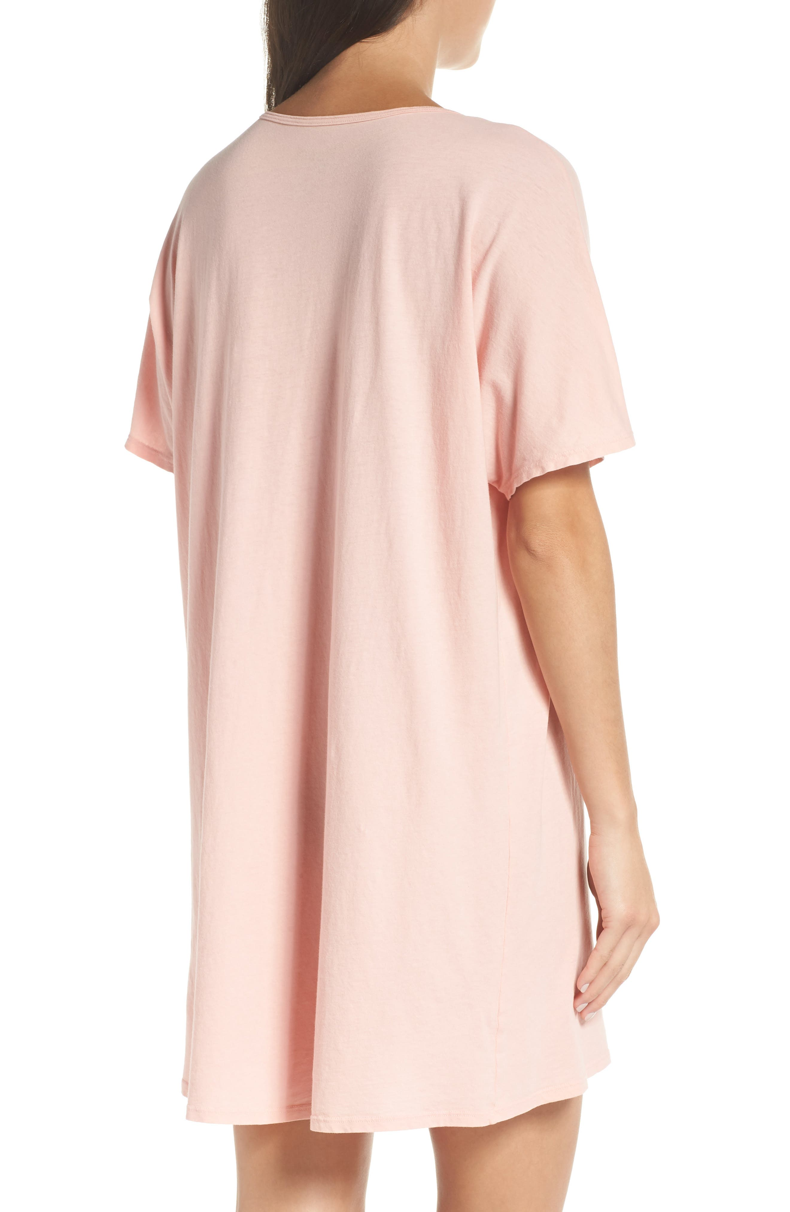 Maid of Honor Tunic,                             Alternate thumbnail 2, color,                             PINK
