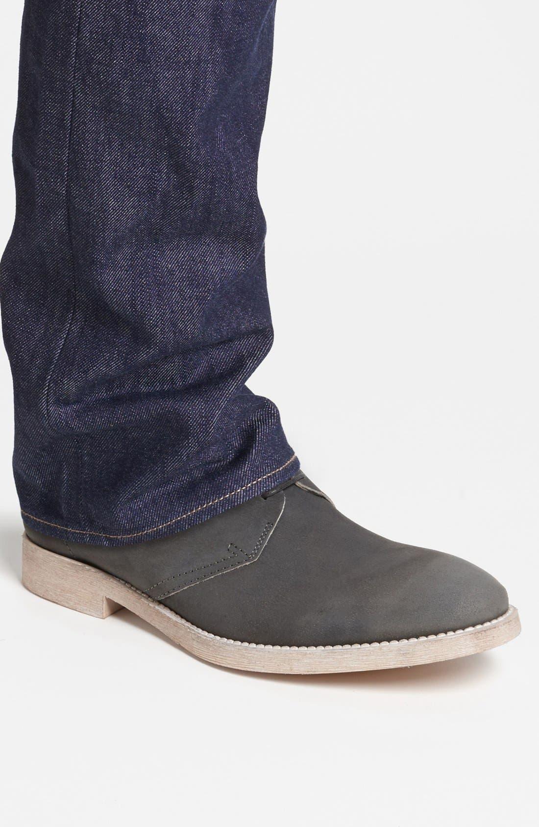 'James' Buck Shoe,                             Alternate thumbnail 2, color,                             020