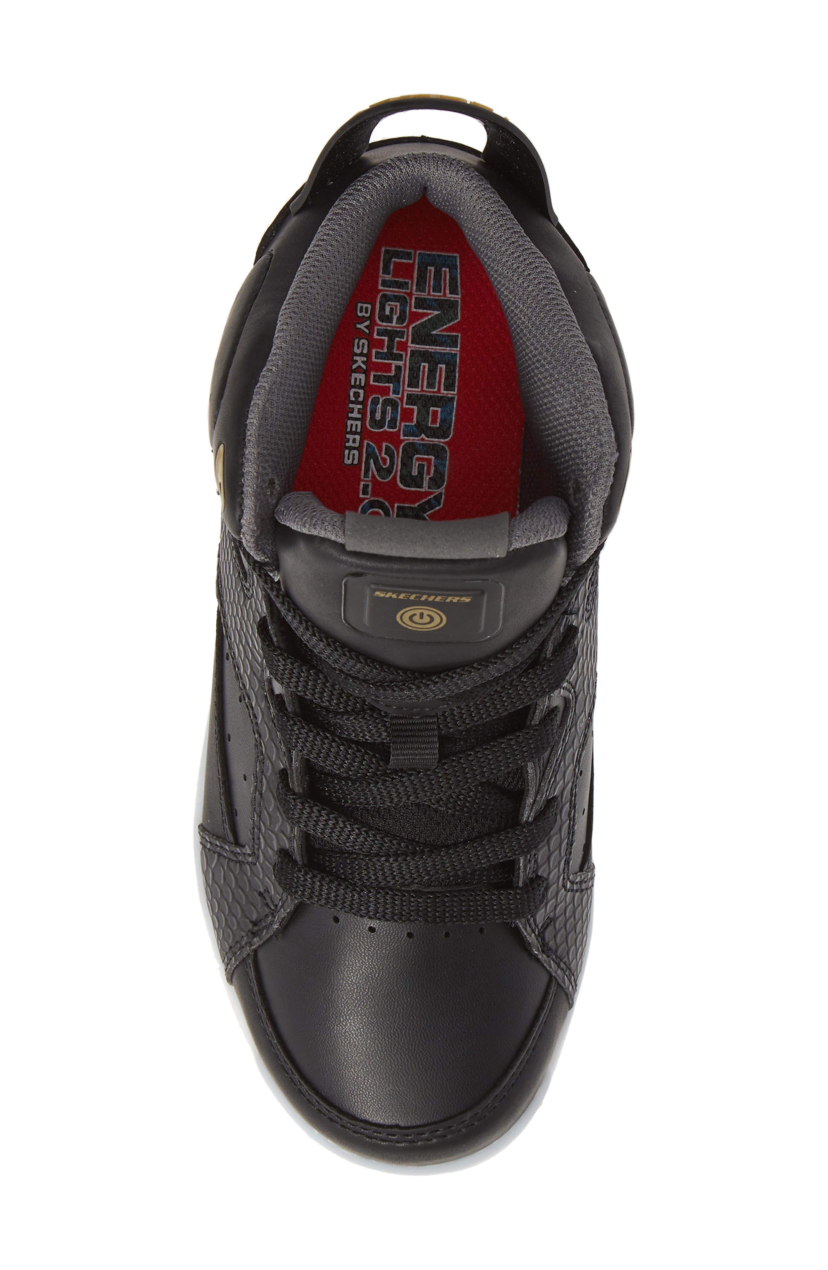 Energy Lights Pro Street Quest II Sneaker,                             Alternate thumbnail 5, color,                             017