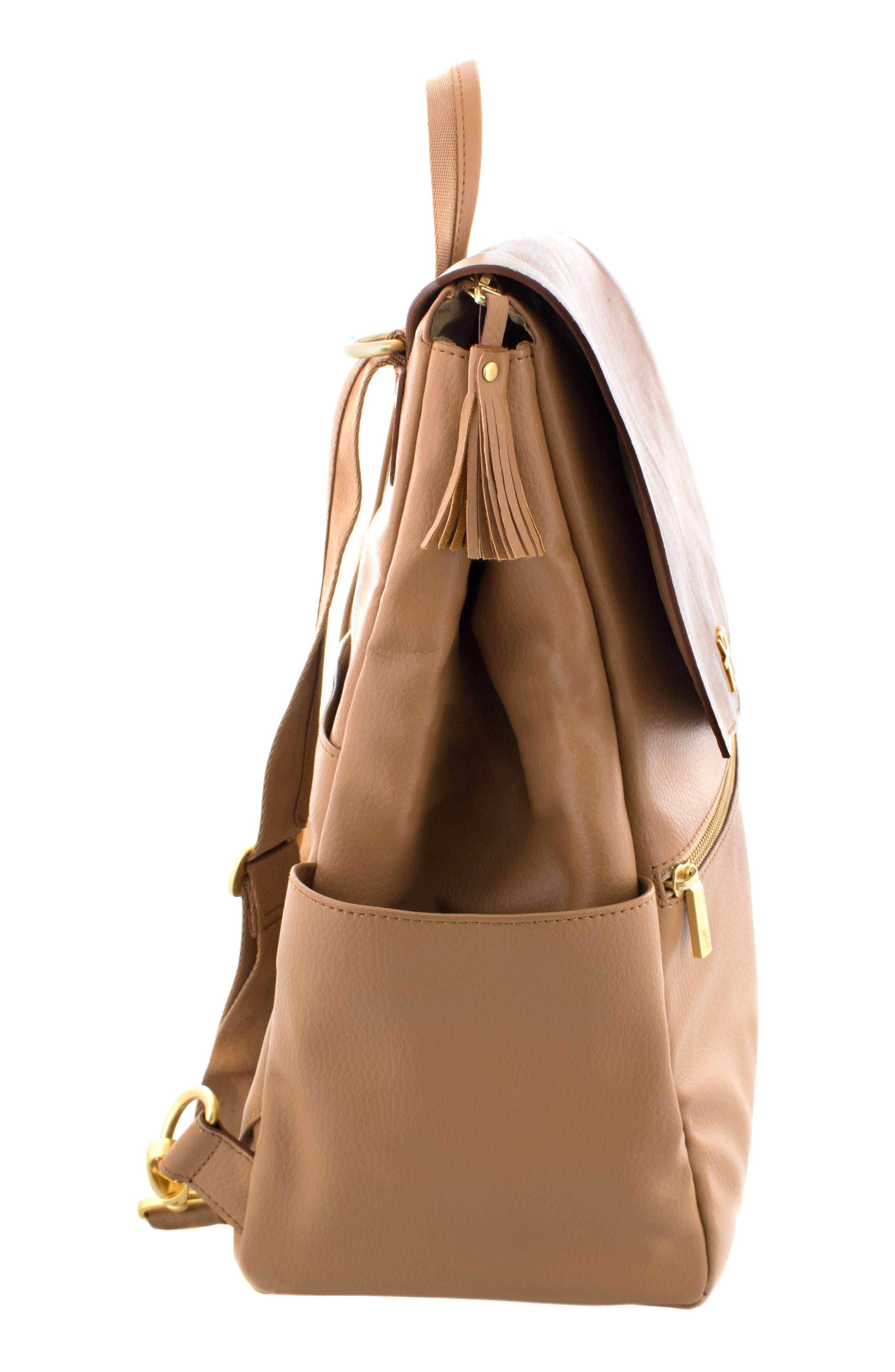 Convertible Diaper Backpack,                             Alternate thumbnail 15, color,